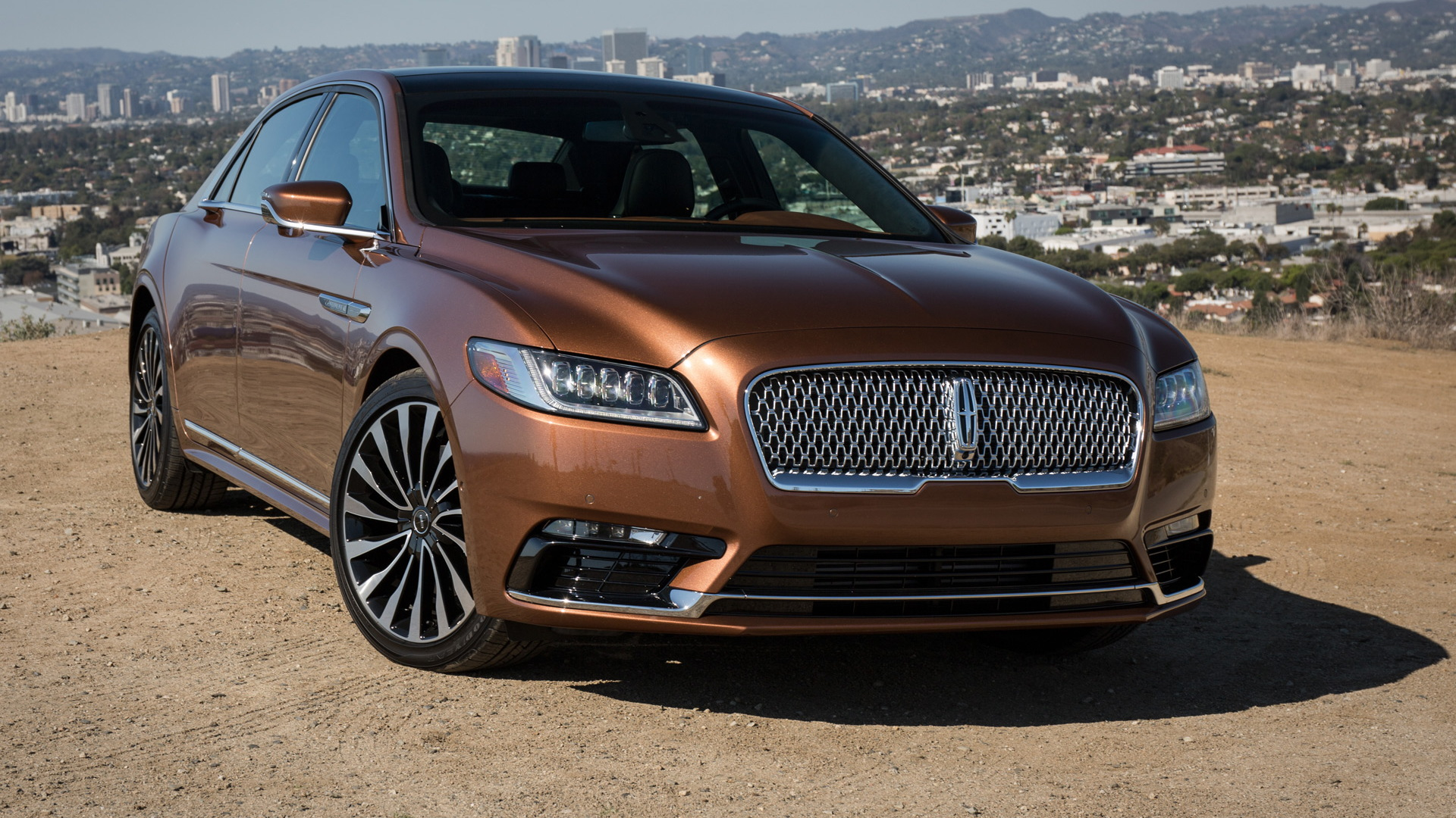 2017 Lincoln Continental First Drive Review