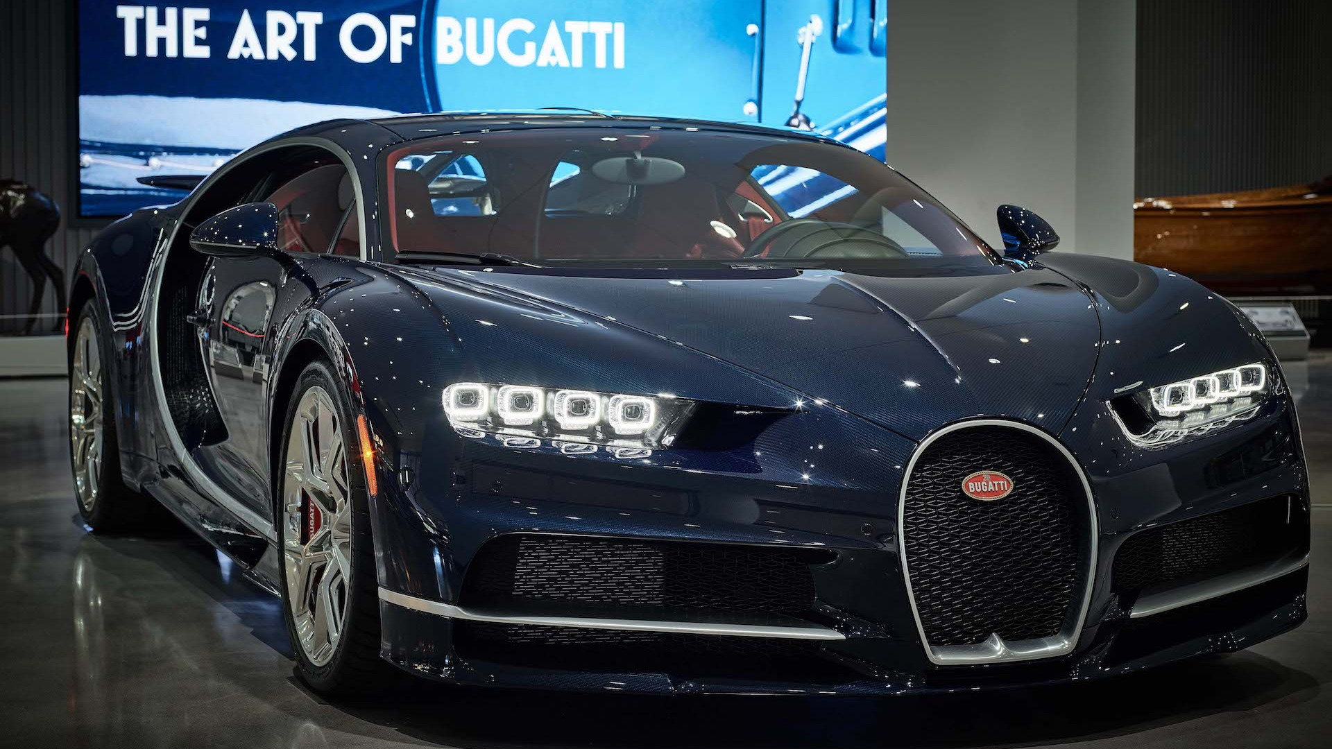 The Art of Bugatti at Petersen Museum