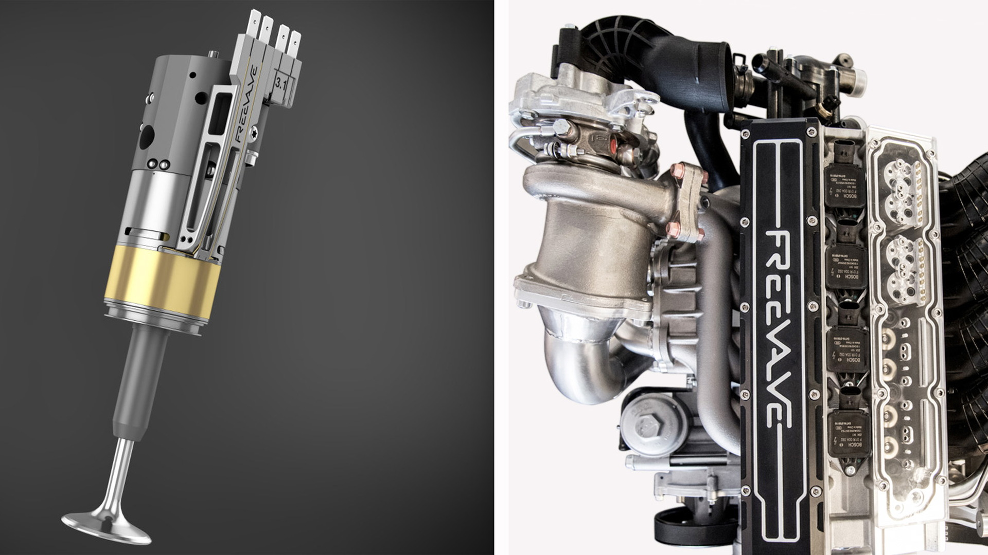 FreeValve camless engine