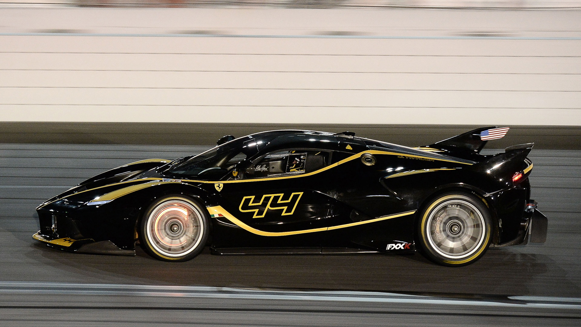 Ferrari FXX K at Daytona International Speedway, 2016 Finali Mondiali