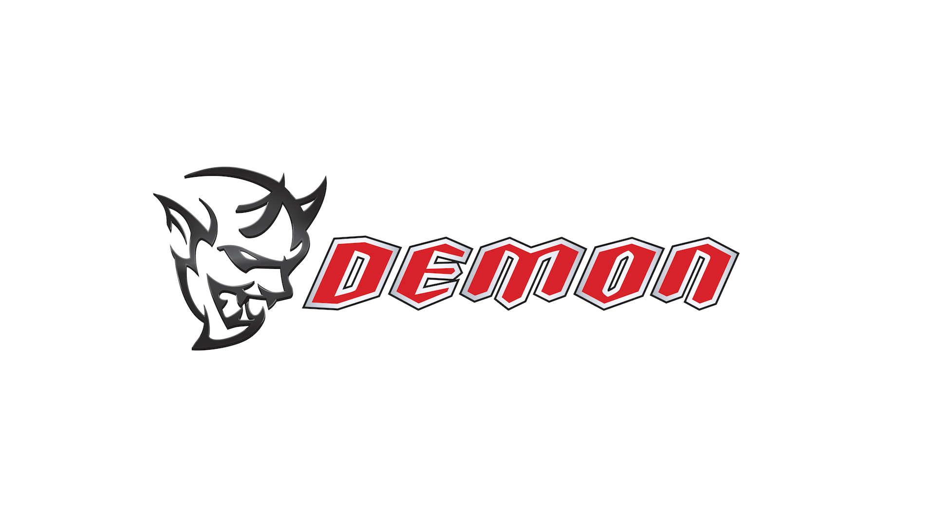 Teaser for 2018 Dodge Challenger SRT Demon debuting at 2017 New York auto show