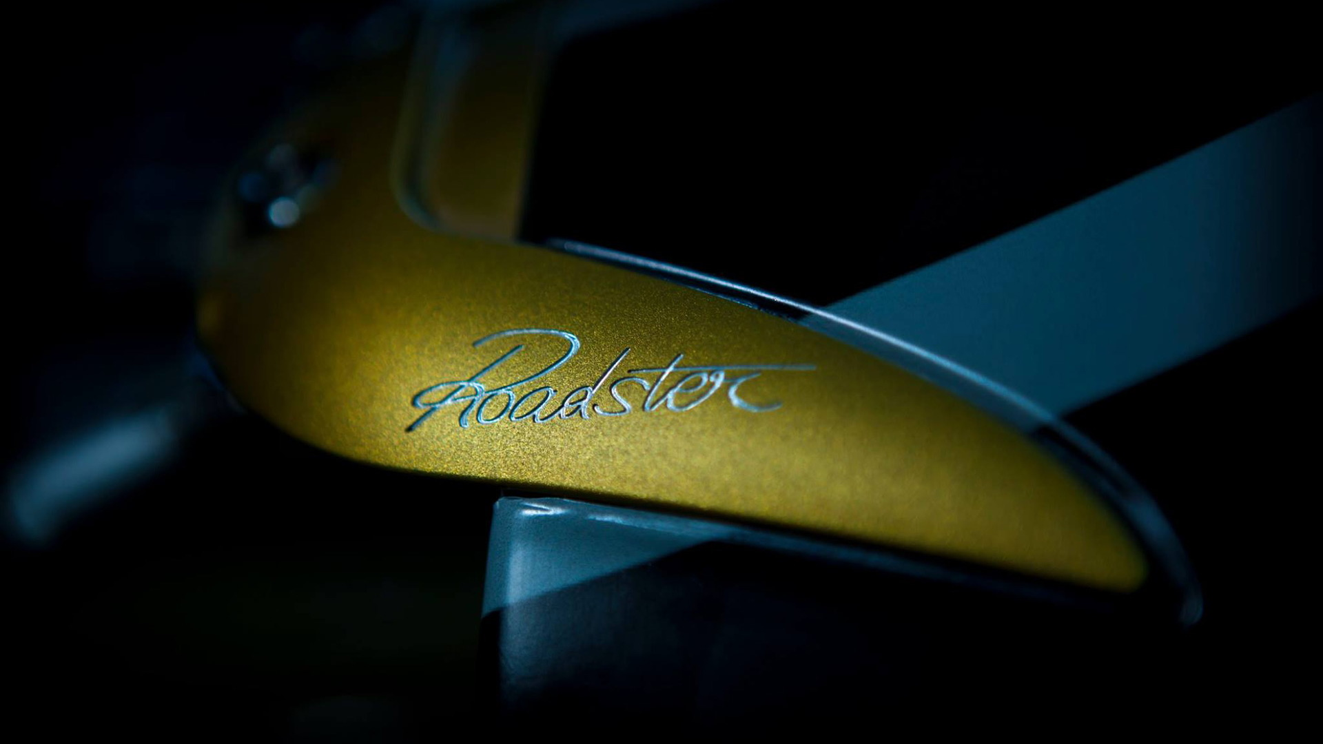 Teaser for Pagani Huayra Roadster debuting at 2017 Geneva auto show