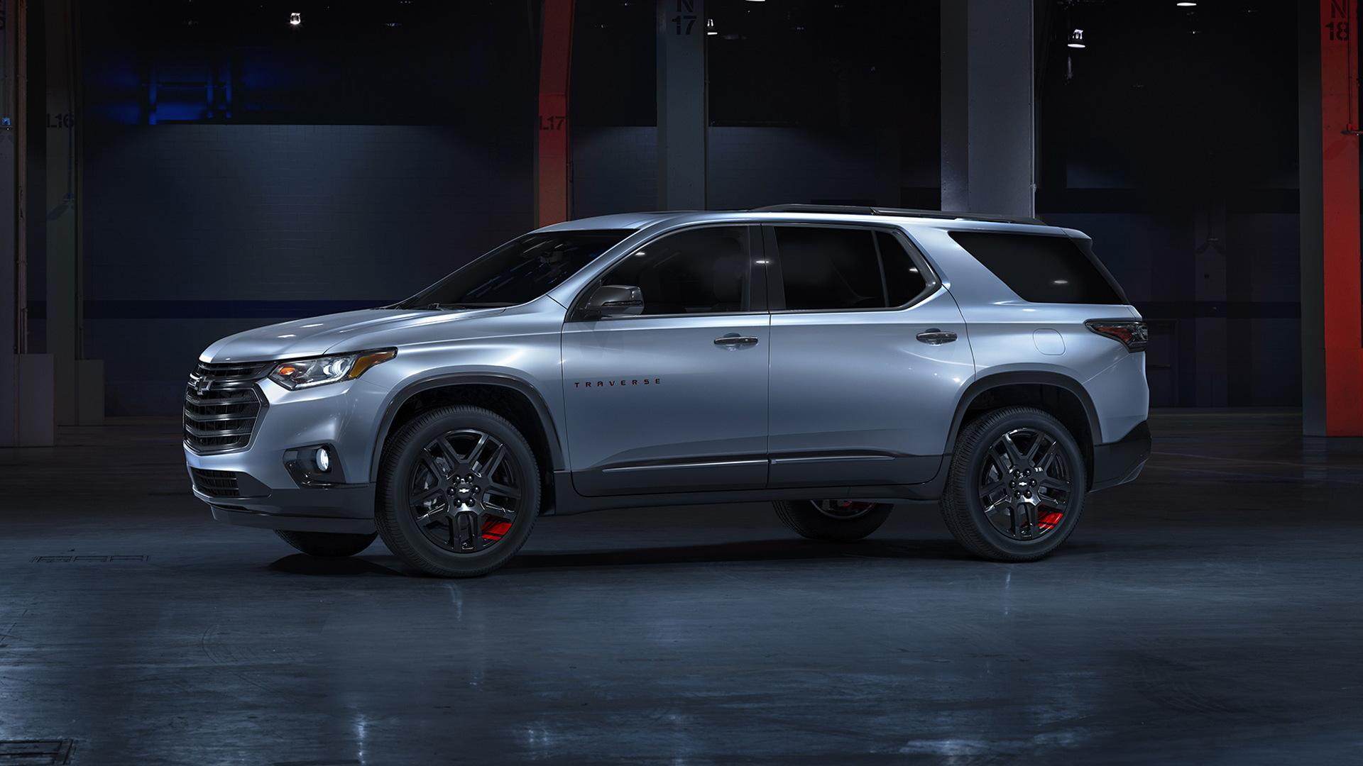 2018 Chevrolet Traverse Redline