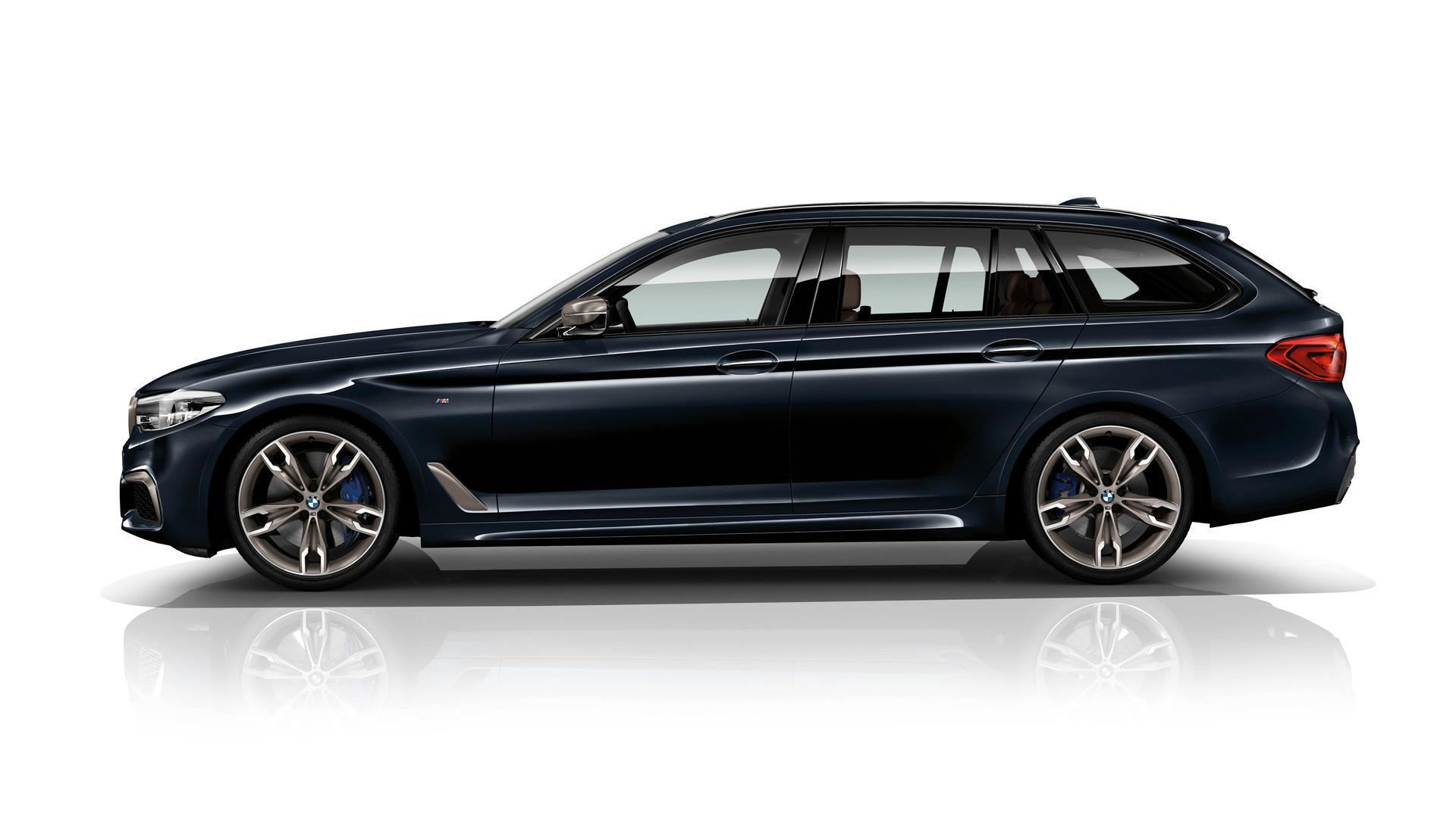 2018 BMW M550d xDrive Touring