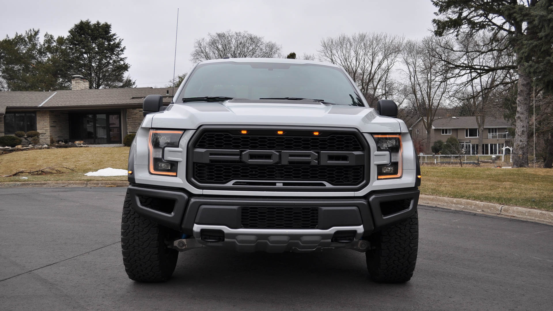Living With The 2017 Ford F 150 Raptor The Good And The Bad