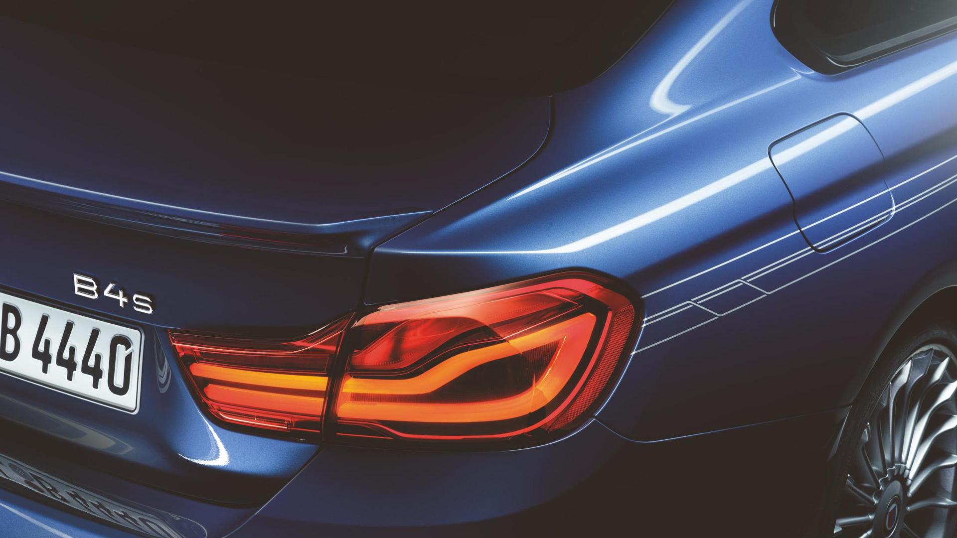 2018 BMW Alpina B4 S