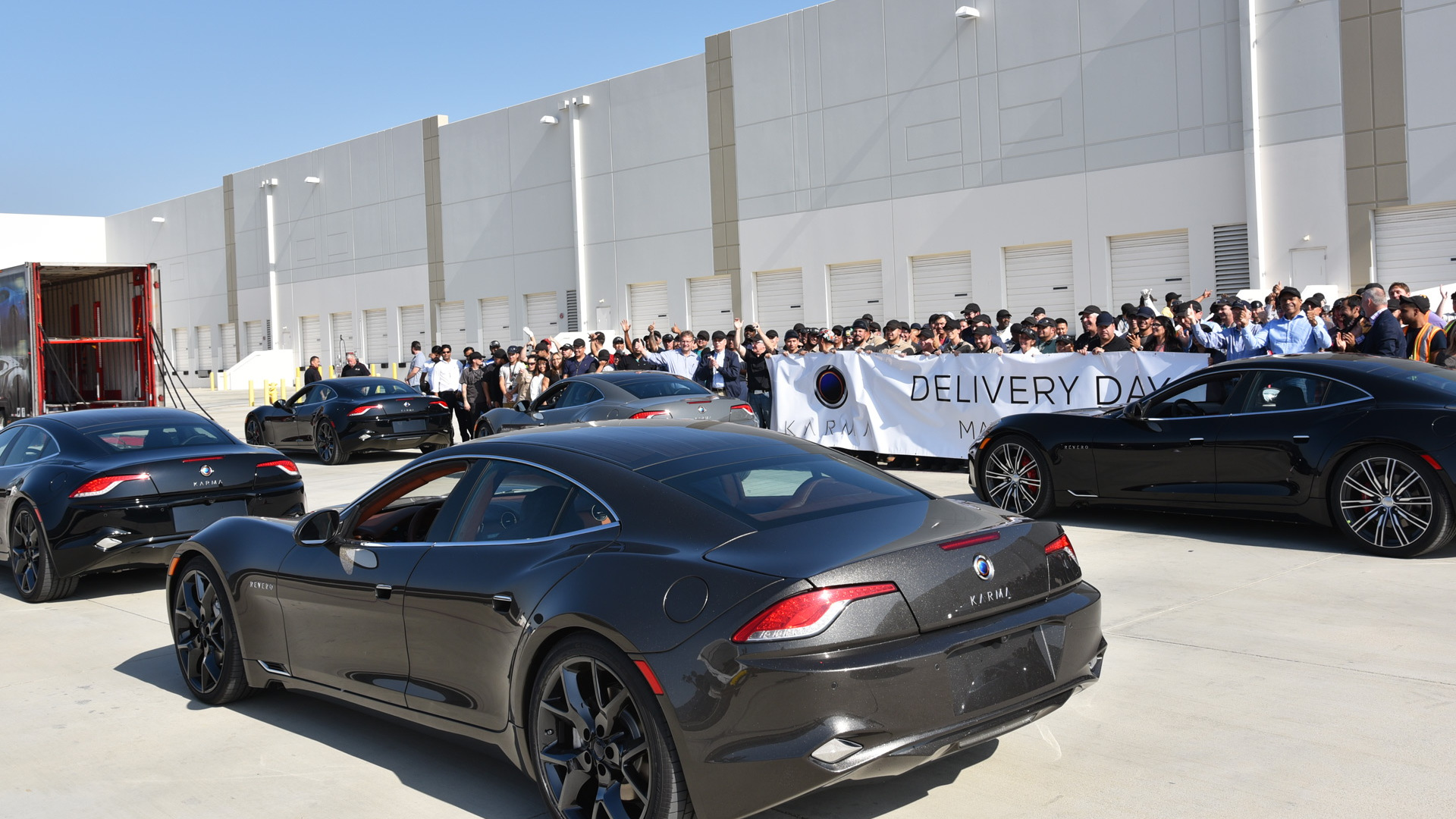 2017 Karma Revero deliveries start on May 12, 2017
