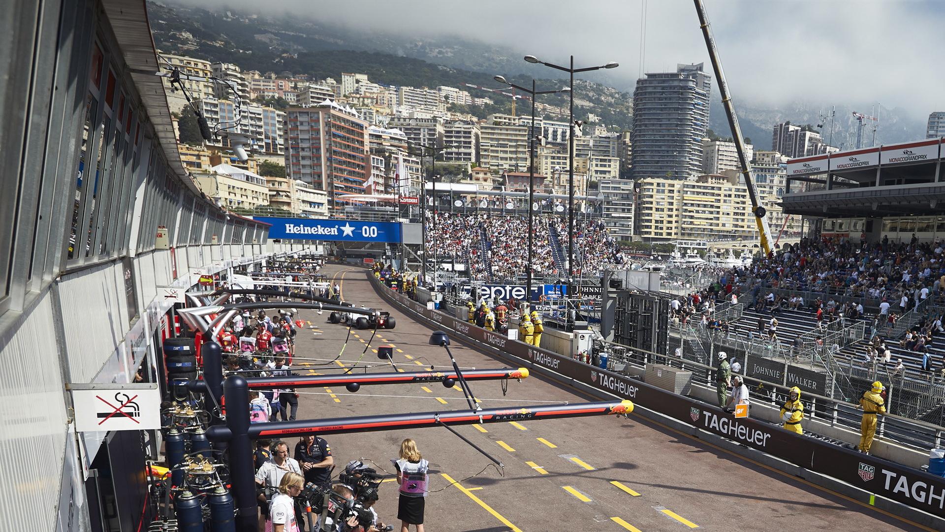 Circuit de Monaco, home of the Formula 1 Monaco Grand Prix