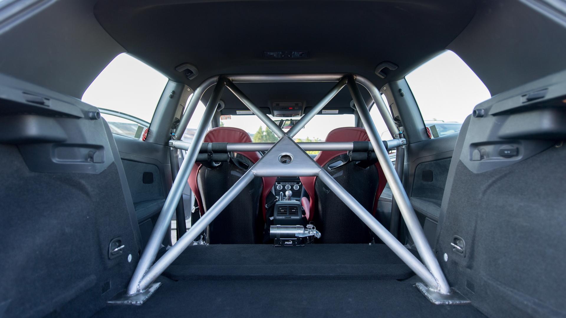 Volkswagen Golf GTI RS concept