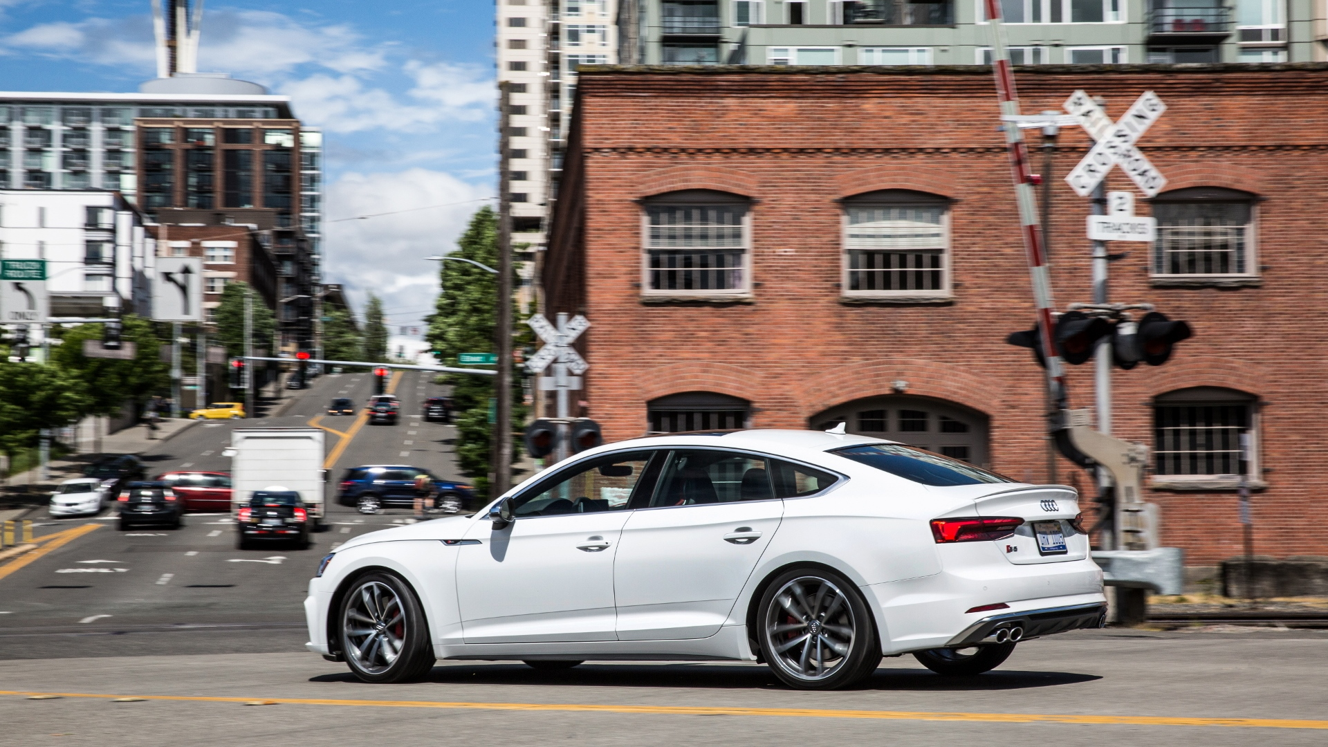 2018 audi a5/s5 sportback first drive review: a niche worth exploring