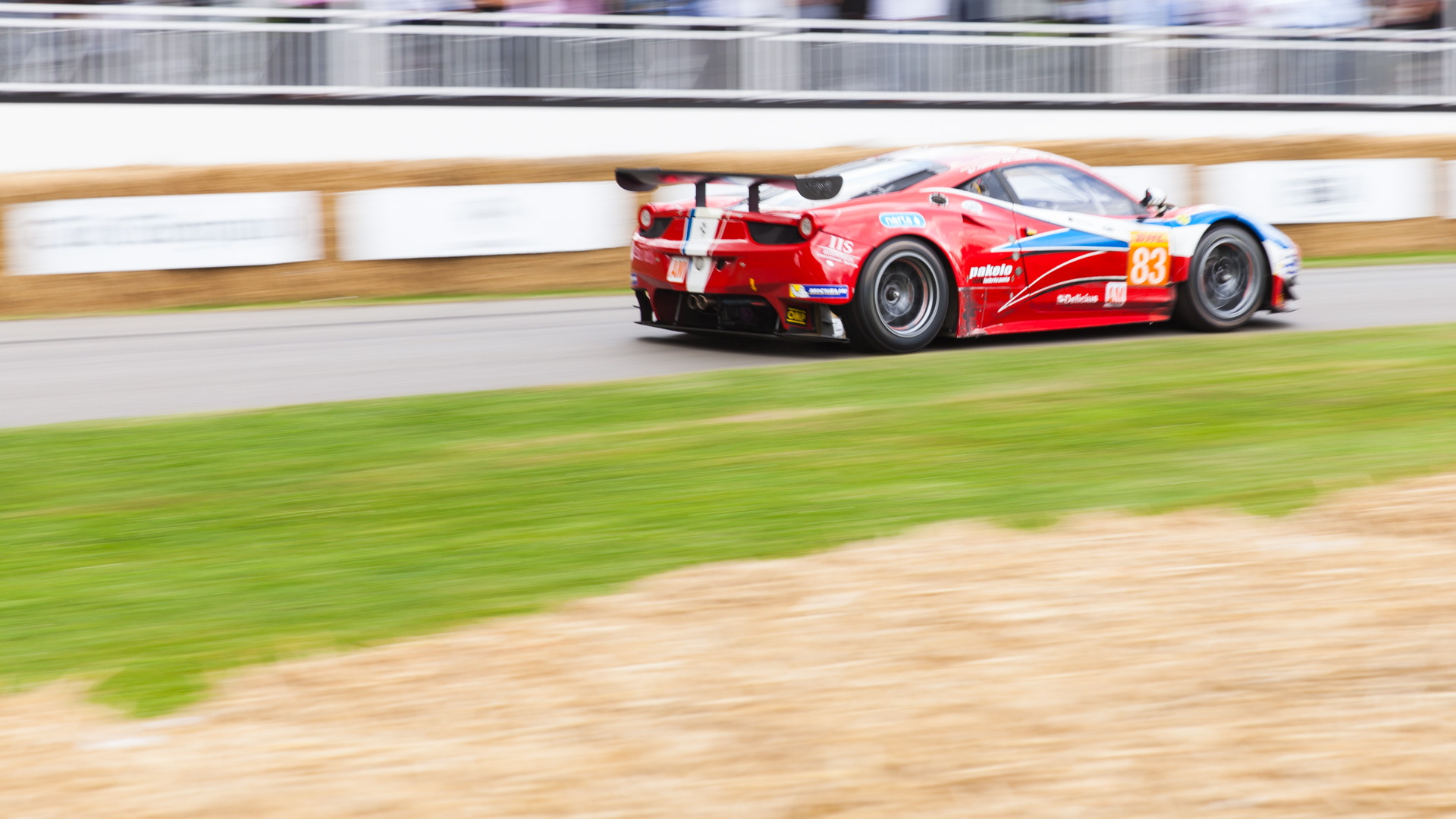 2017 Goodwood Festival of Speed-Day 2