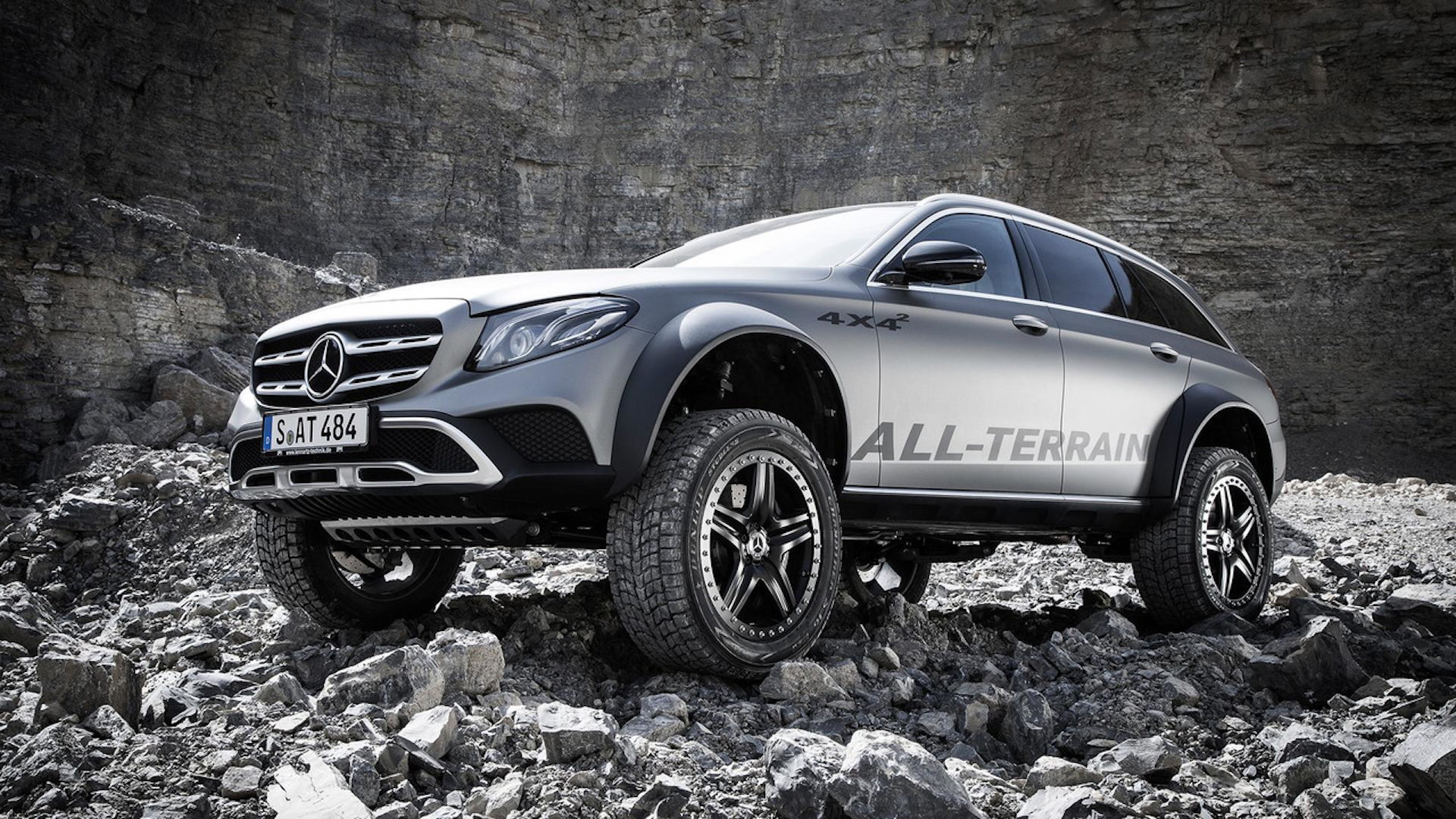 Mercedes-Benz E-Class All-Terrain 4x4²
