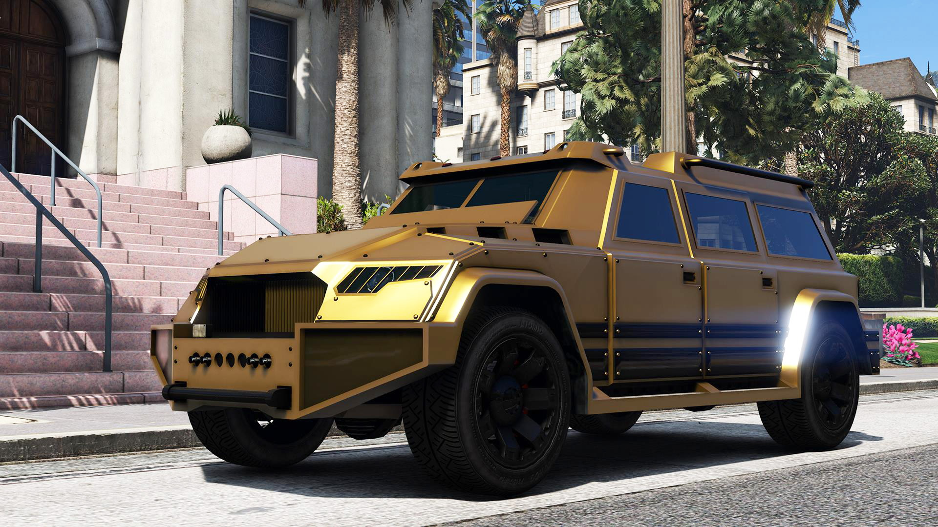 Dartz resembling HVY Nightshark in 'Grand Theft Auto V'