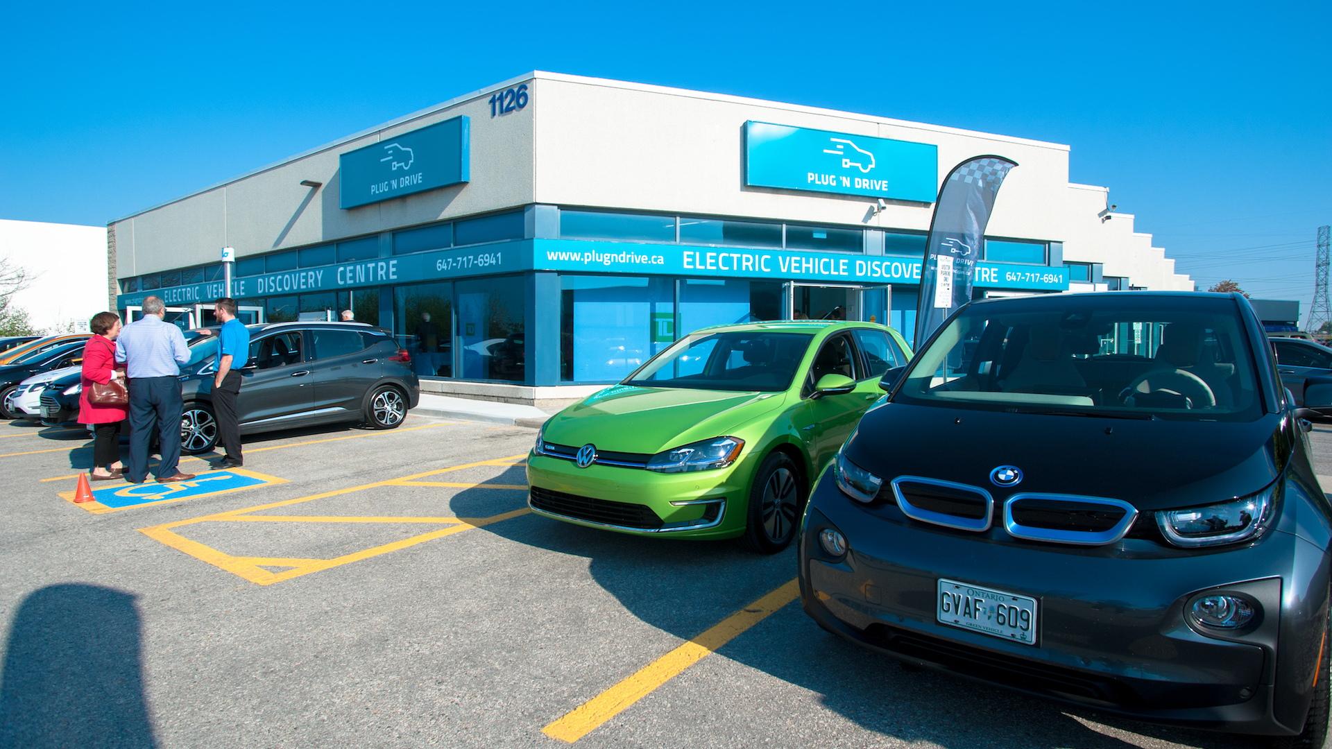 Plug'n Drive Education Center Toronto