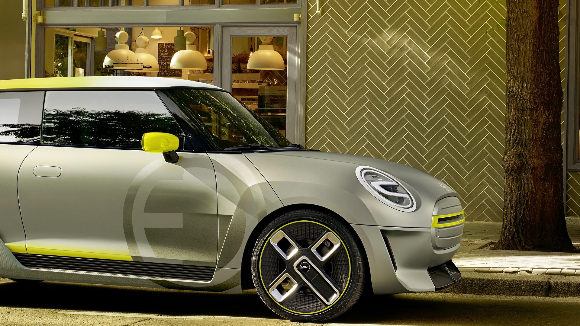 2020 Mini Cooper S E Speedy Electric Hatchback Due For Minis 60th