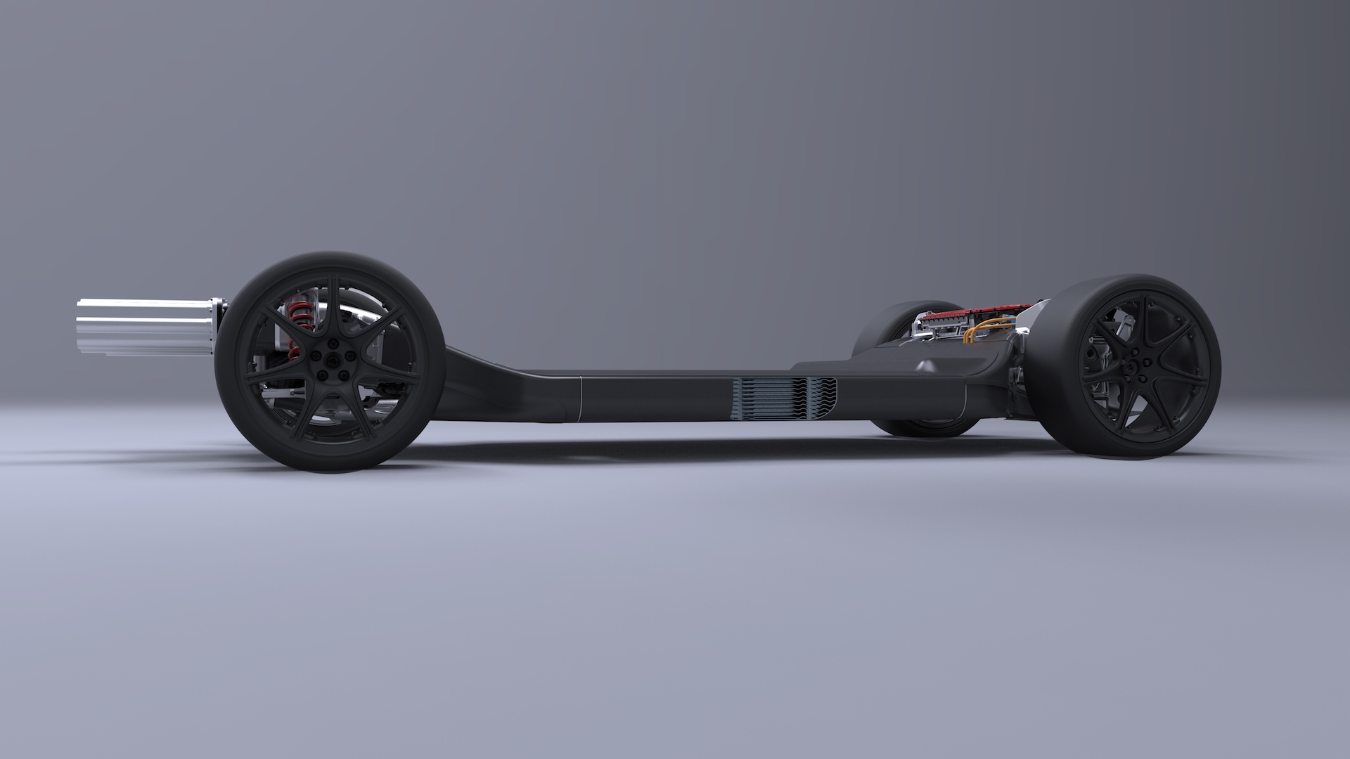 Williams Advanced Engineering electric car platform