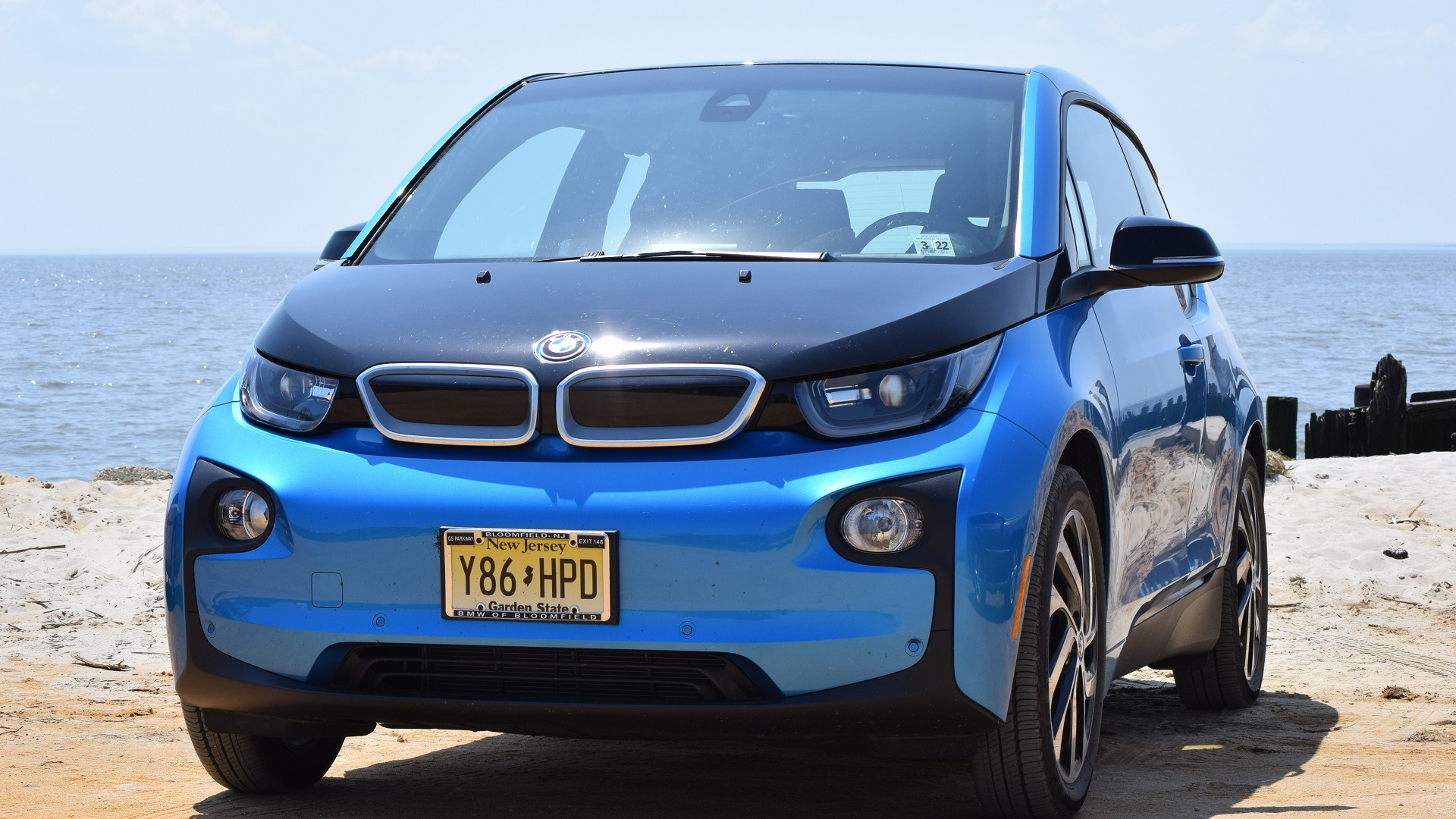 BMW I3 Battery Upgrade >> 2017 BMW i3 REx: drive review of range-extended electric car