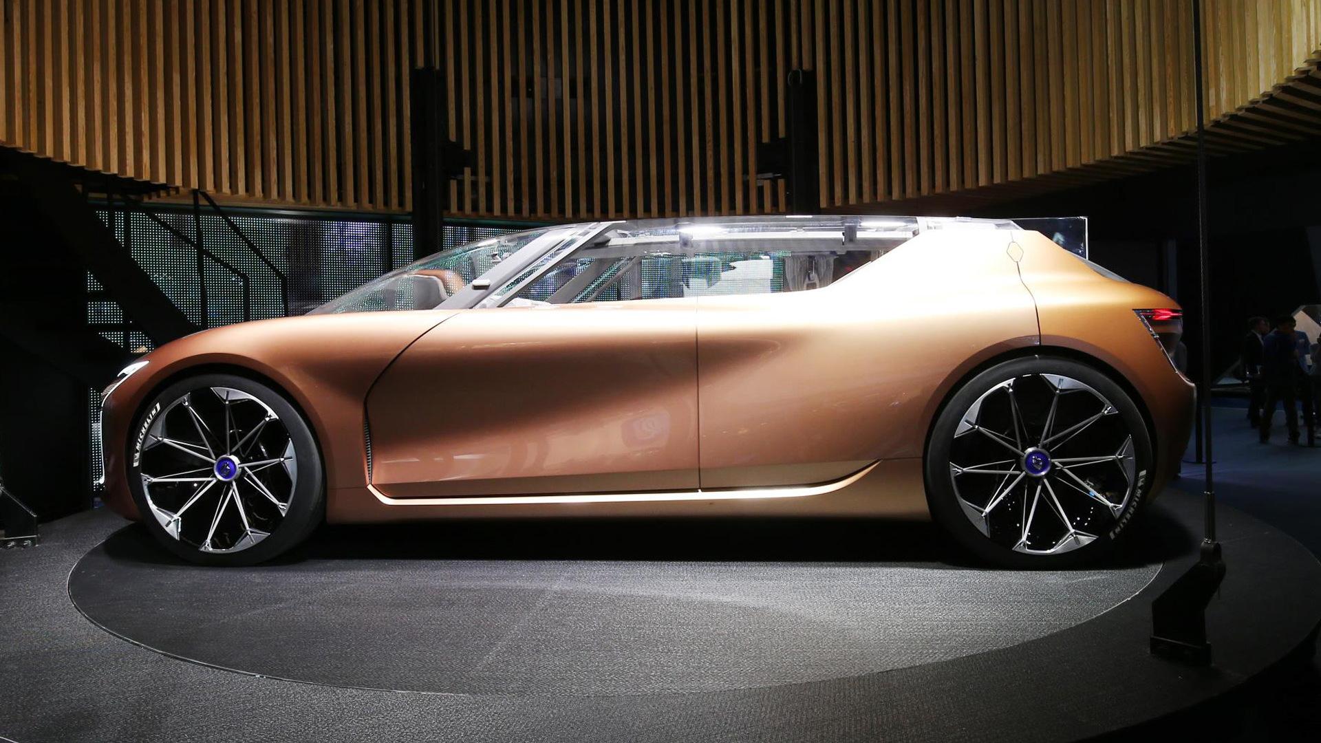 Renault Symbioz concept, 2017 Frankfurt Motor Show