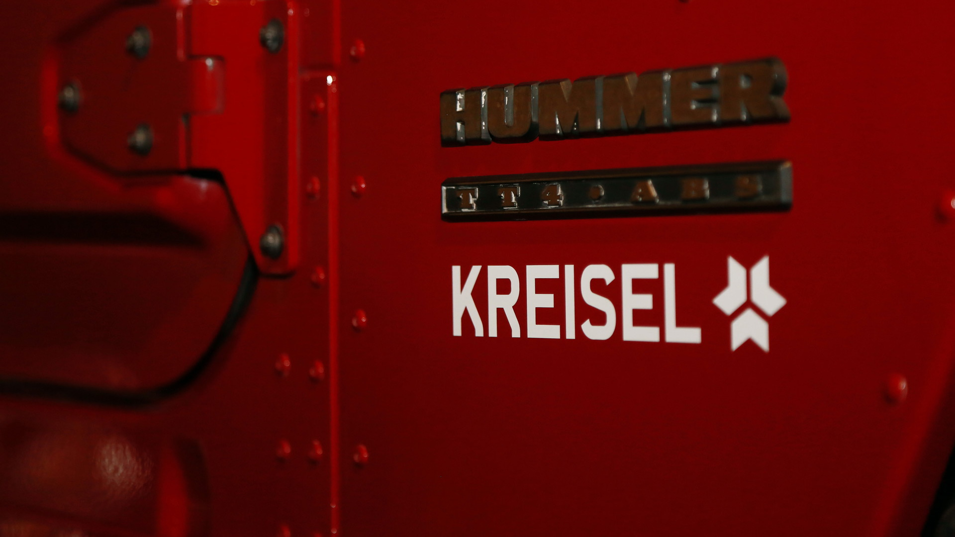 Kreisel Hummer H1 electric conversion