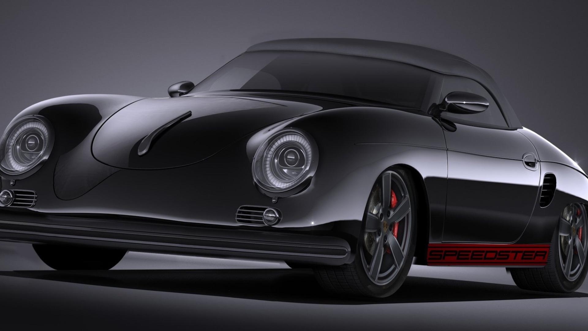 Stärke's reborn Porsche Speedster