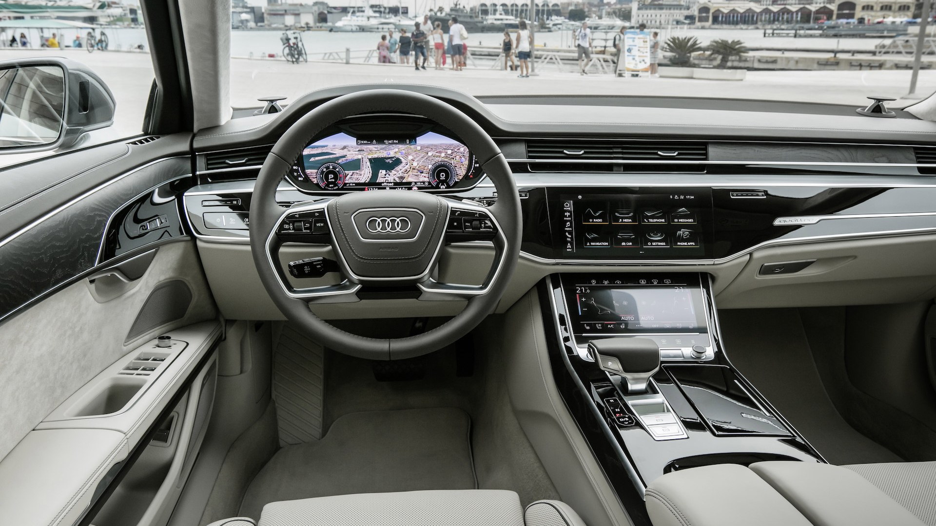 2019 Audi A8 Priced Level 3 Self Driving Tech Not Coming To Us