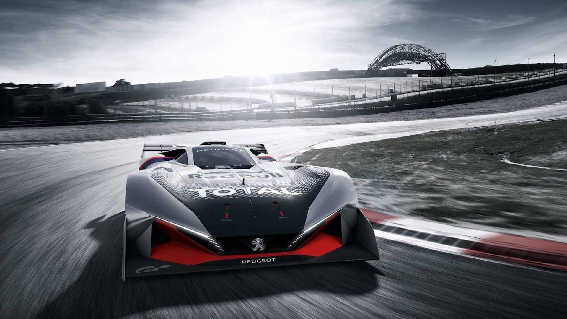 Peugeot L750 R Vision Gran Turismo concept