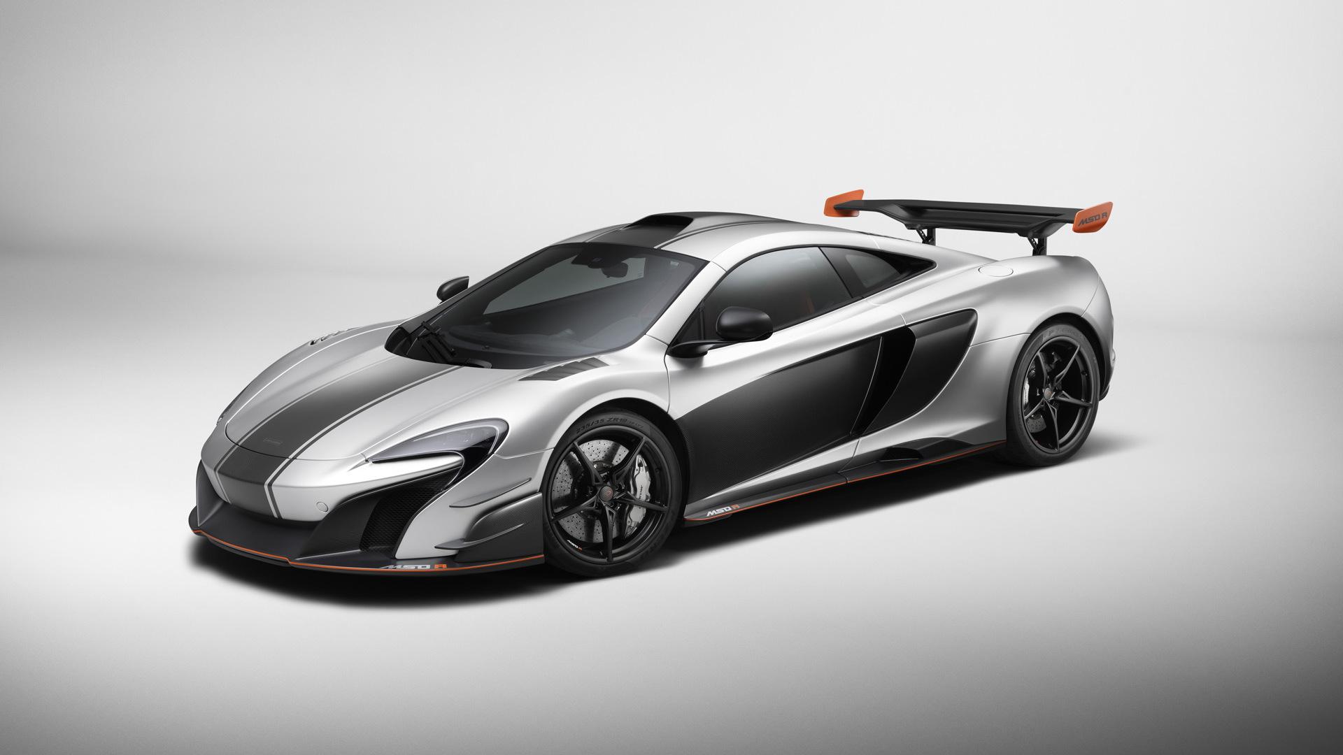 2017 McLaren MSO R