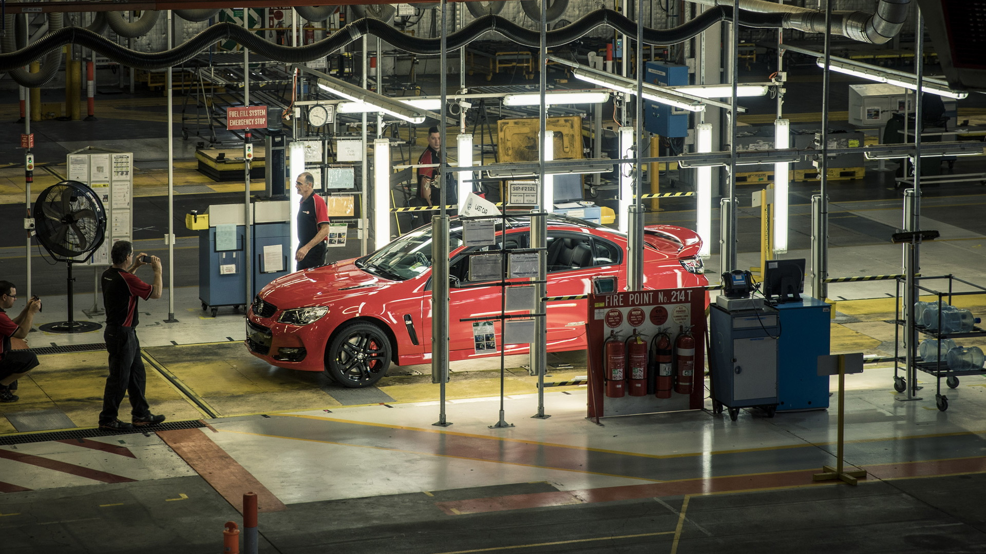 Last Holden Commodore to be built in Australia - October 2017