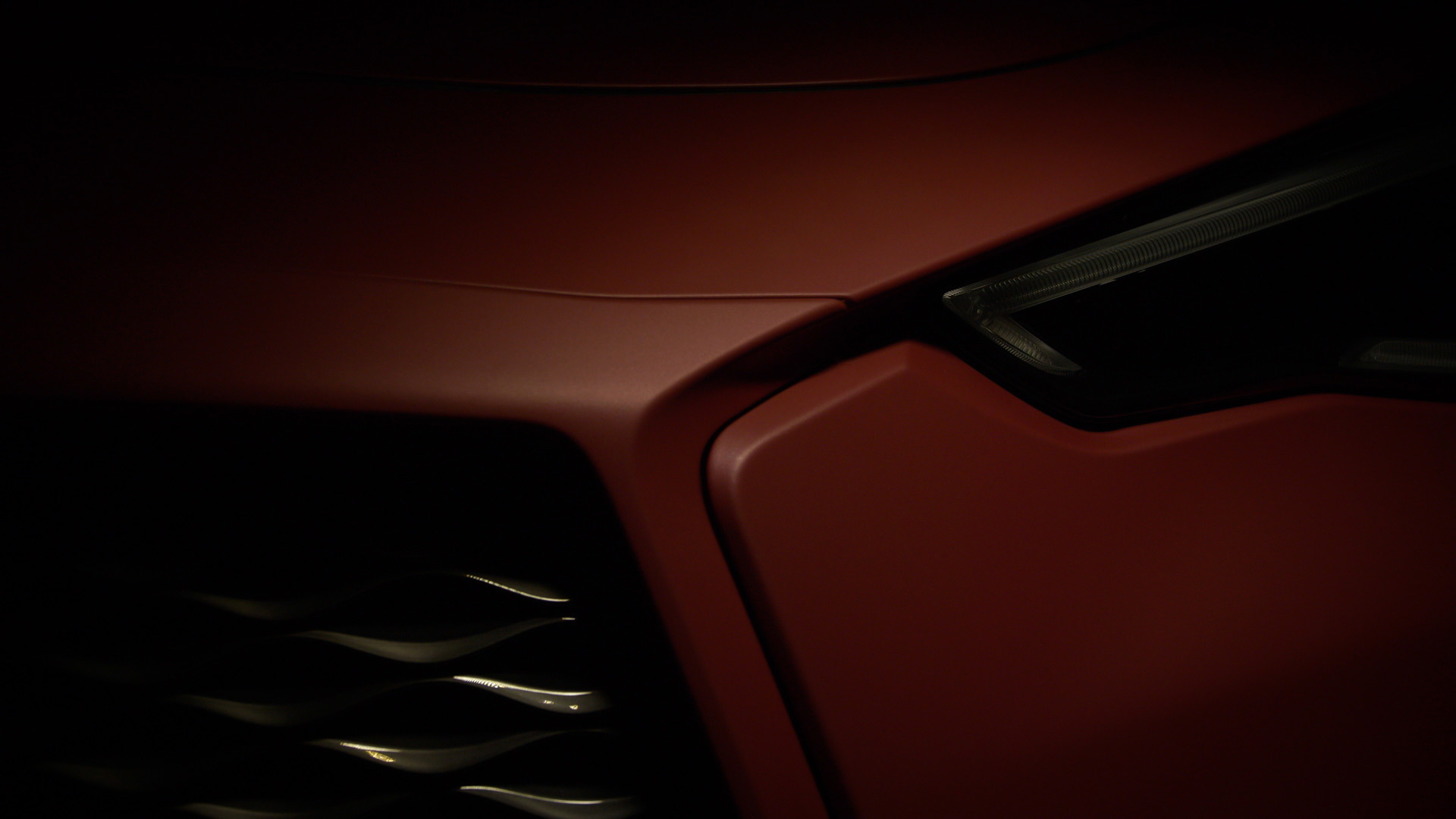 Infiniti teams up with AMS Performance for Q60 Red Alpha concept