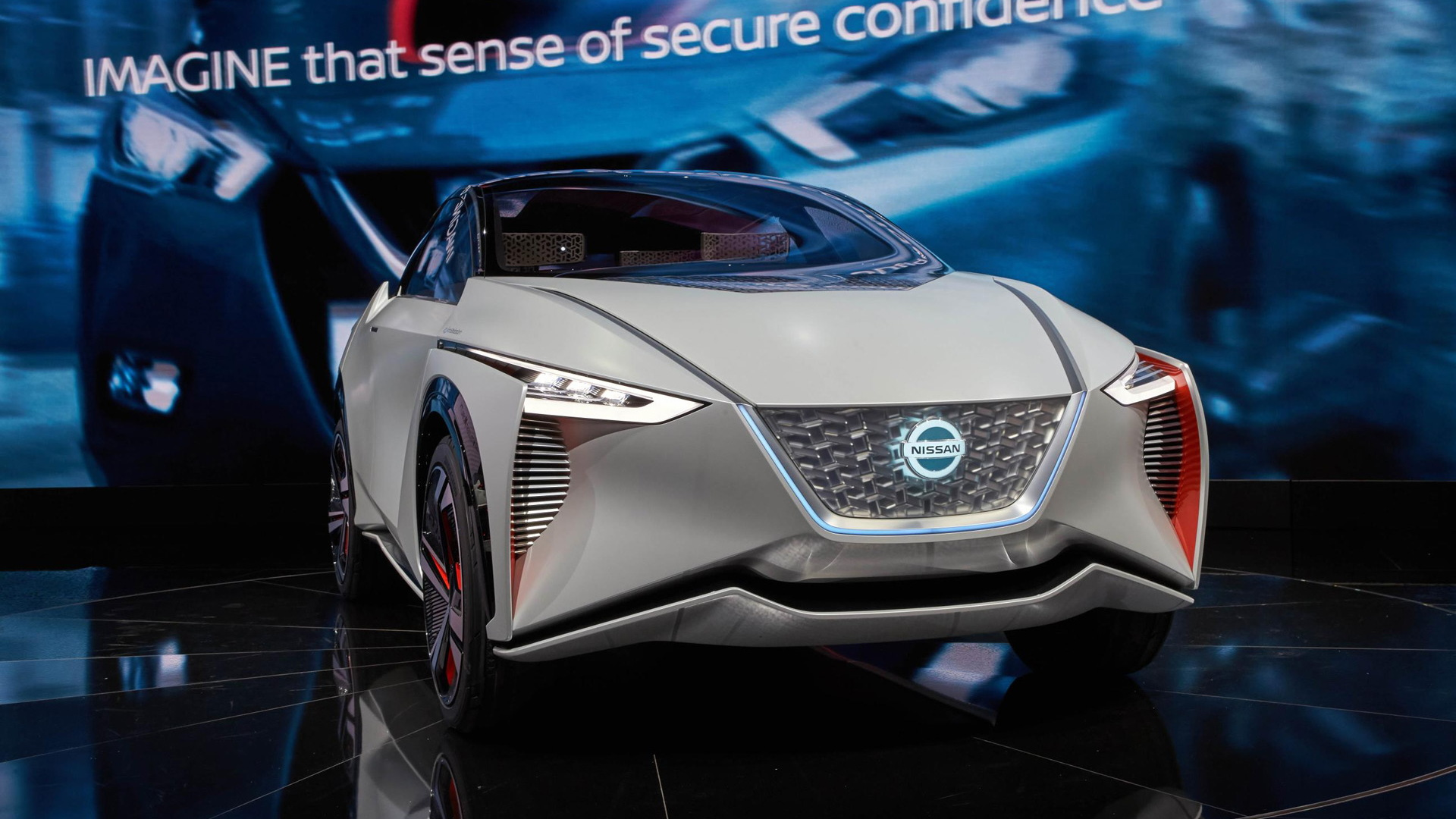 Nissan IMx concept, 2017 Tokyo Motor Show