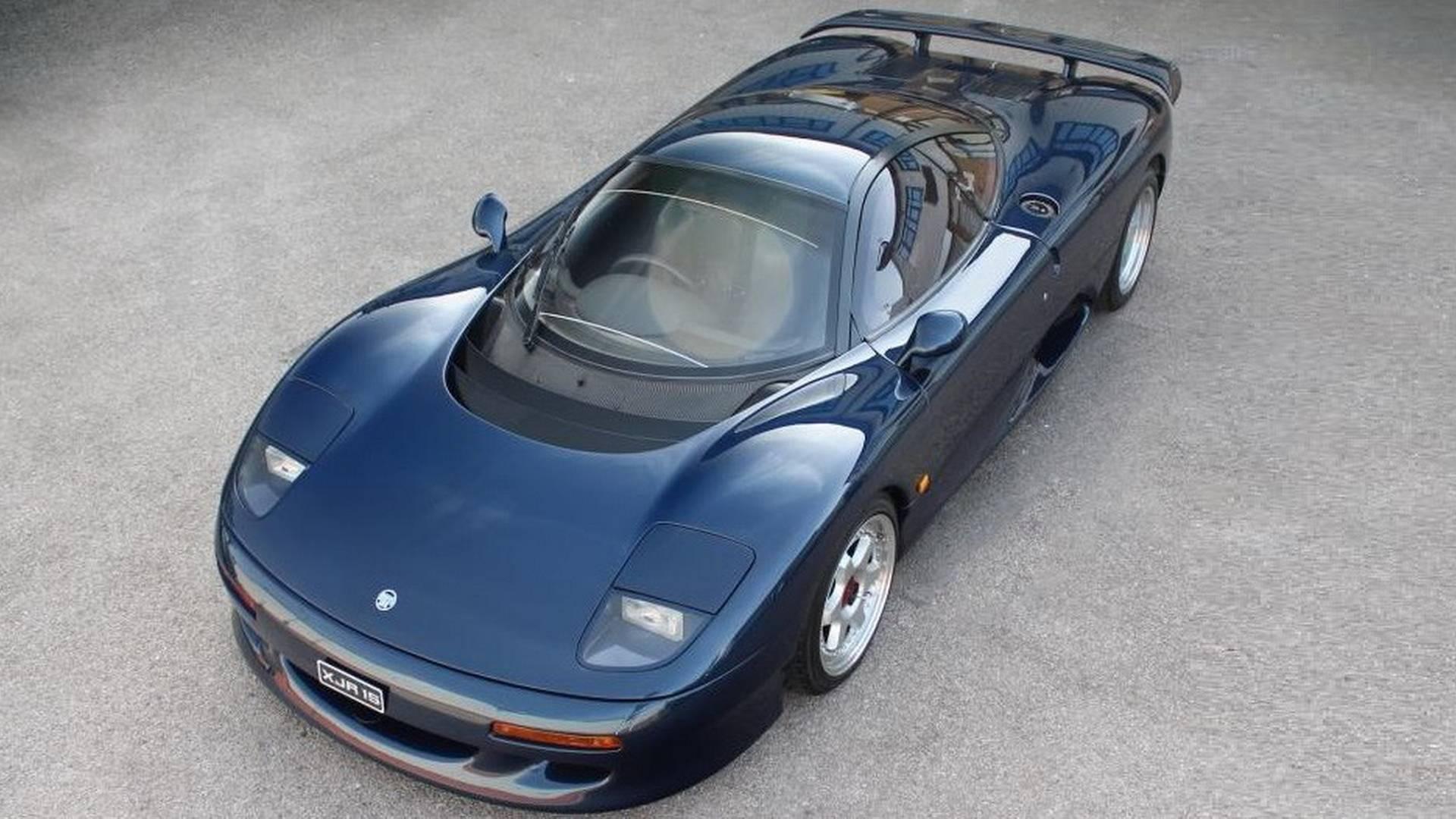 1991 Jaguar XJR-15 for sale