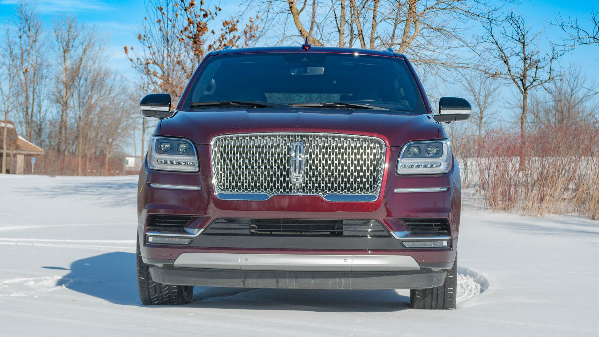 9 things you need to know about the 2018 Lincoln Navigator