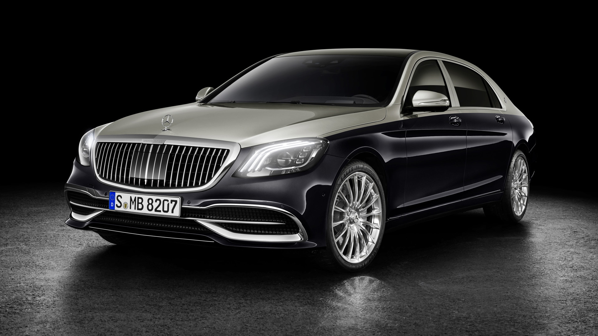 2019 Mercedes Maybach S Class Made Swankier With Custom