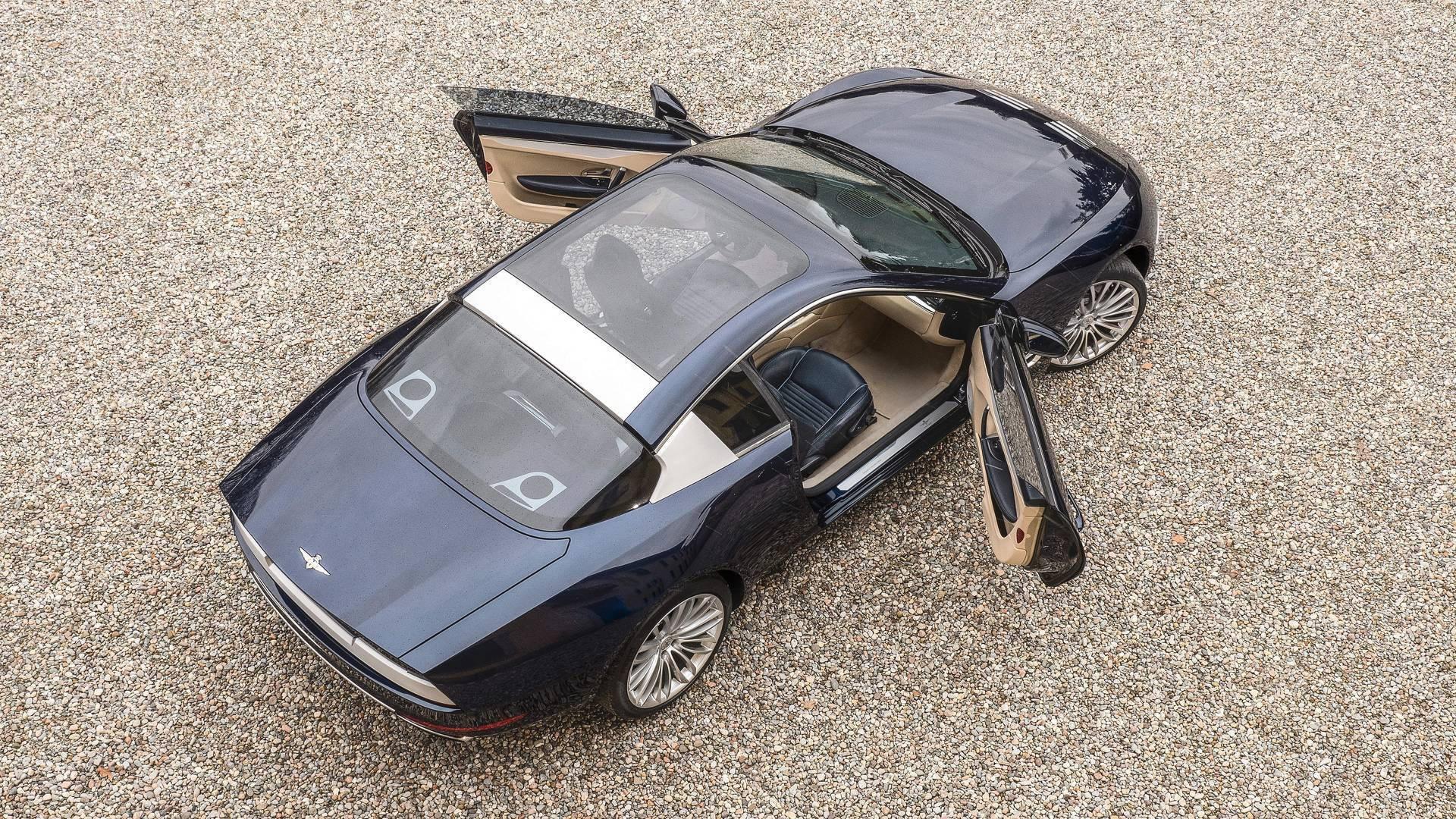 Carrozzeria Touring Superleggera Sciadipersia