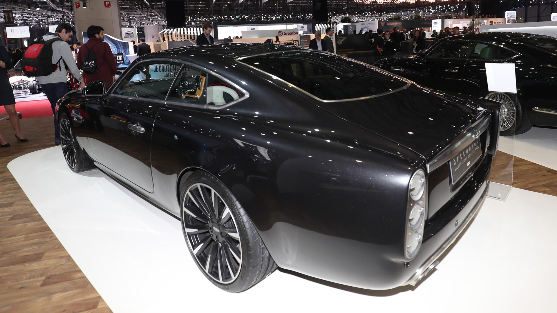 2018 David Brown Speedback Silverstone Edition