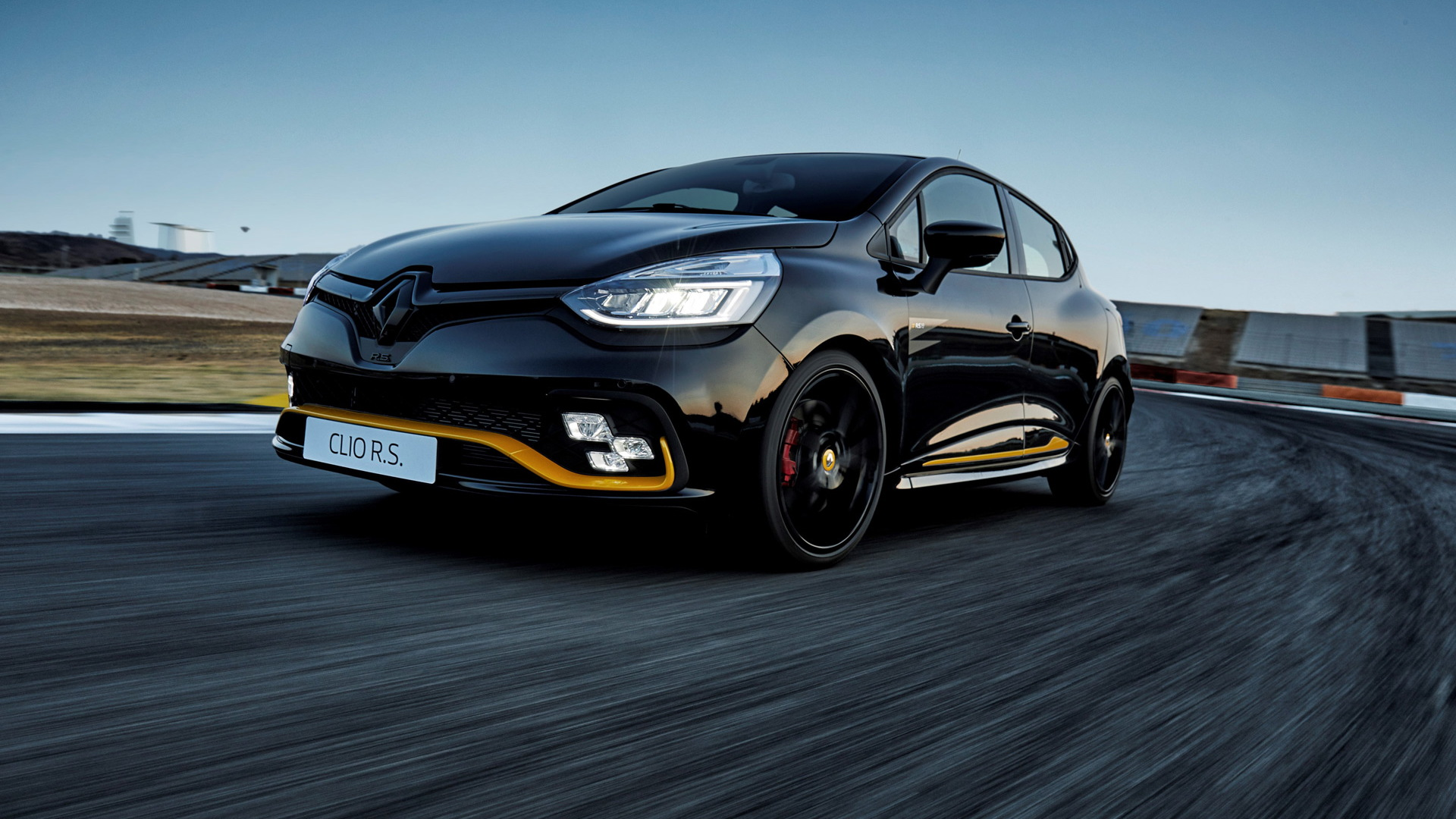 2018 Renault Clio RS 18
