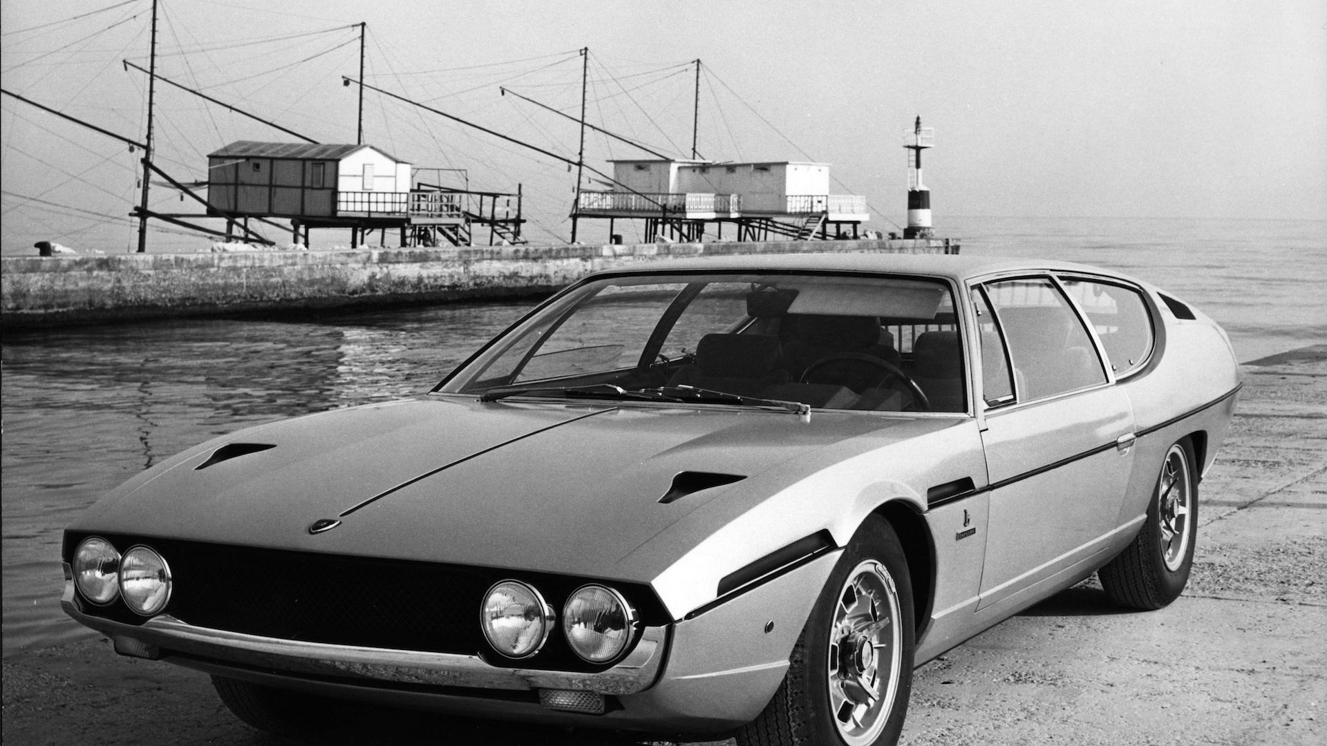 1976 Lamborghini Espada