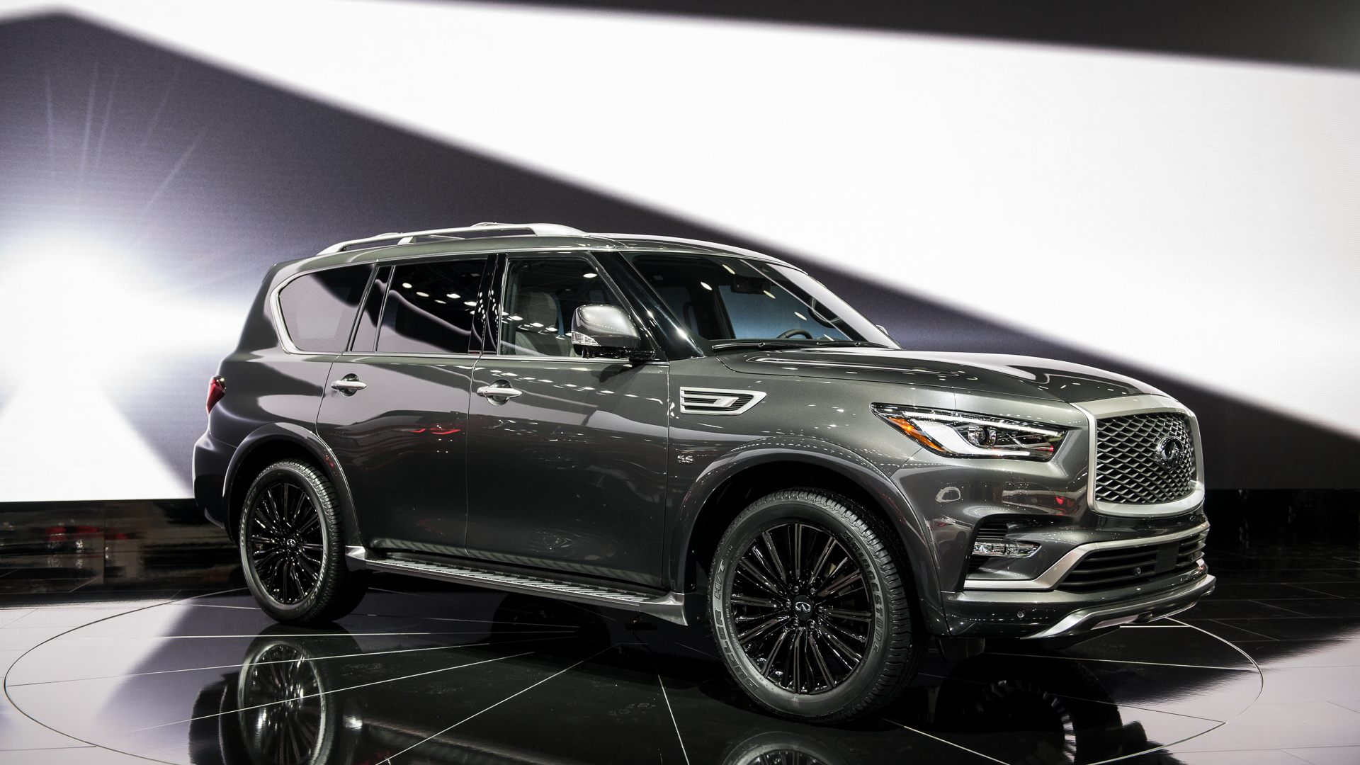 2019 Infiniti QX80 and QX60 get added luxury with Limited trim