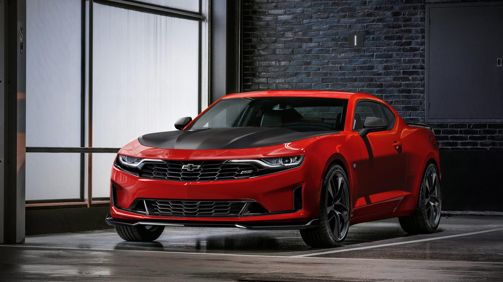 2019 Chevy Camaro SS, V-6 return worse fuel economy than ...