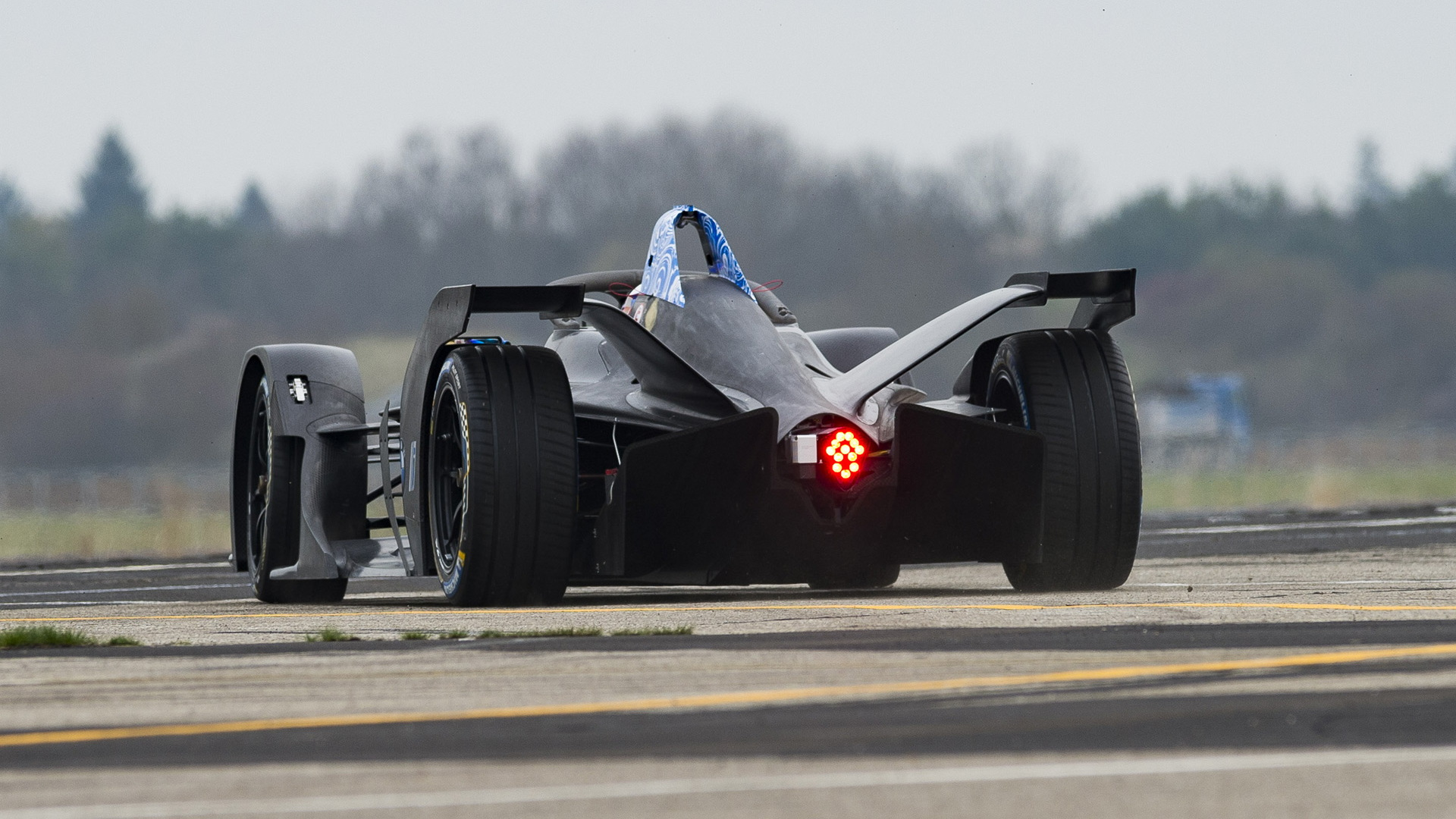 2018/2019 BMW iFE.18 Formula E race car