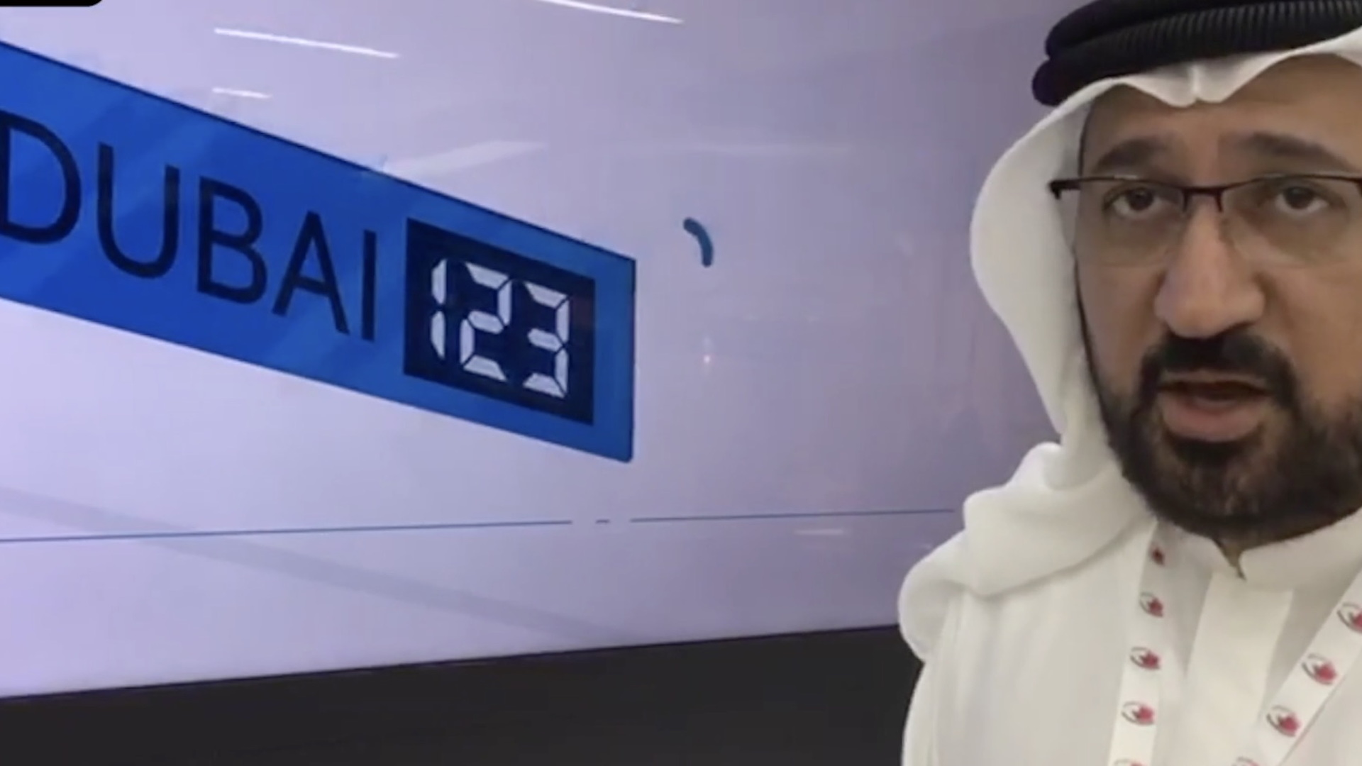 Dubai to test digital license plates