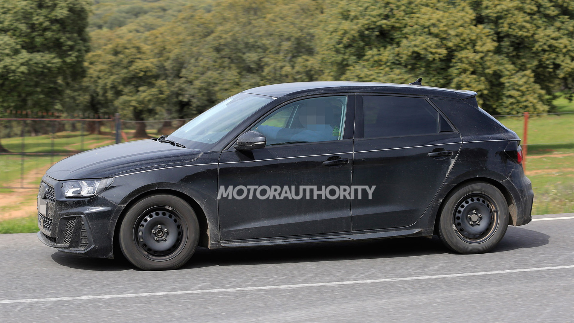 2019 Audi A1 Spy Shots And Video