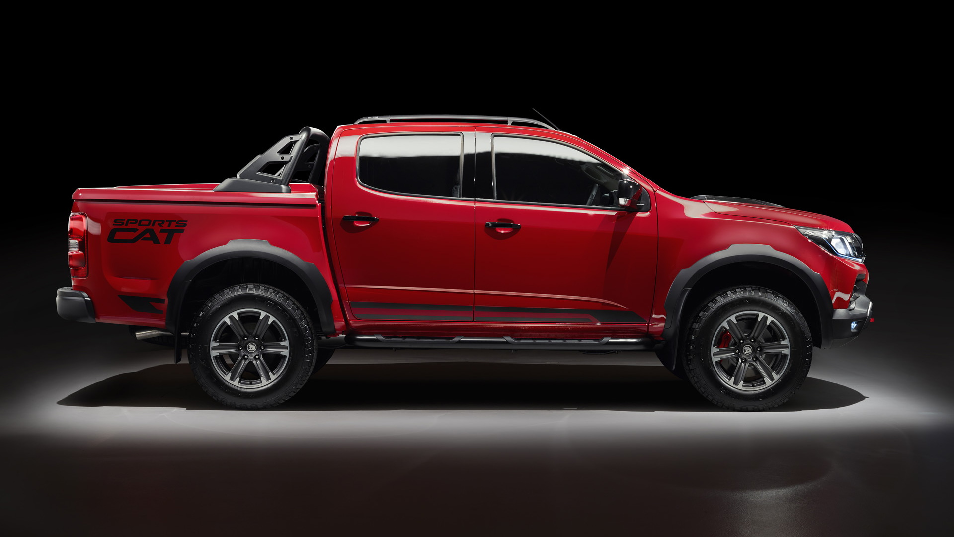 Hsv Studying Chevy Colorado Based Ranger Raptor Rival