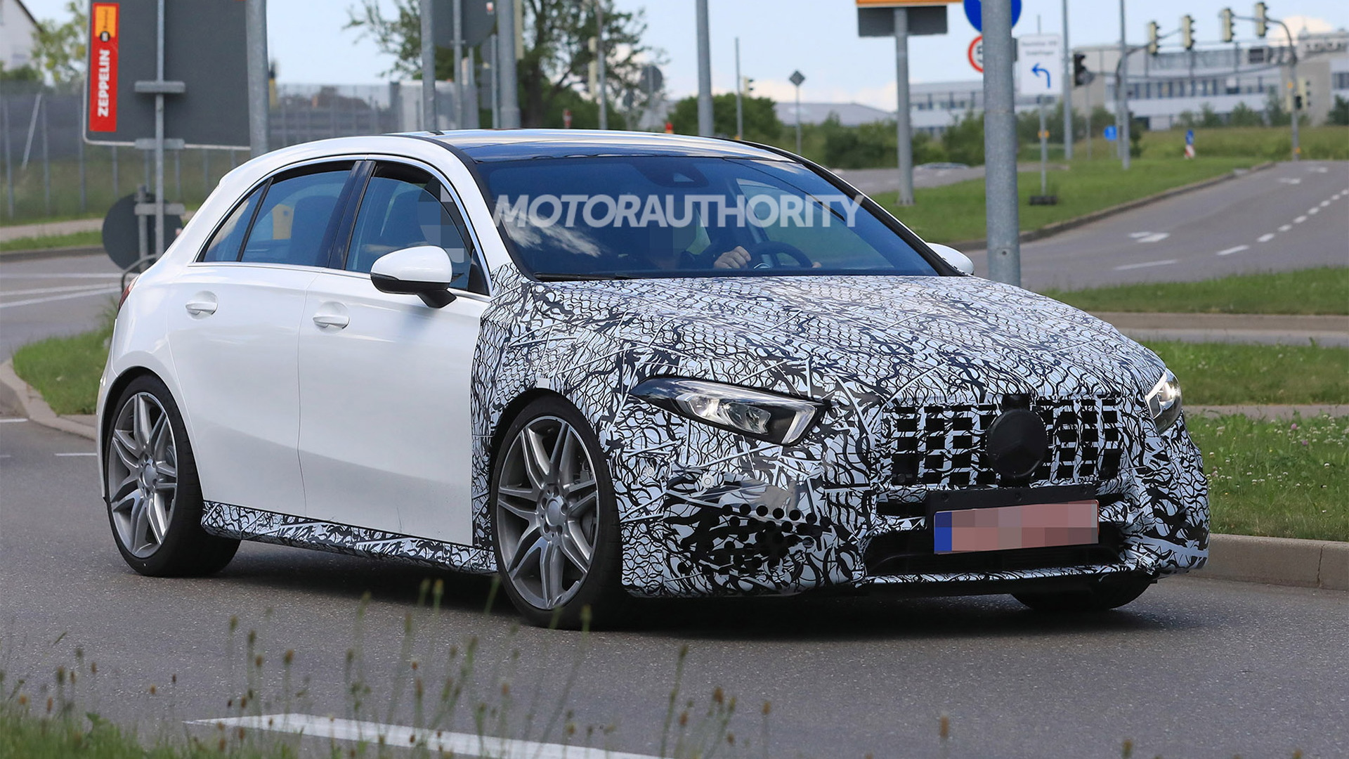 2020 Mercedes Amg A45 Horsepower Figures Possibly Revealed