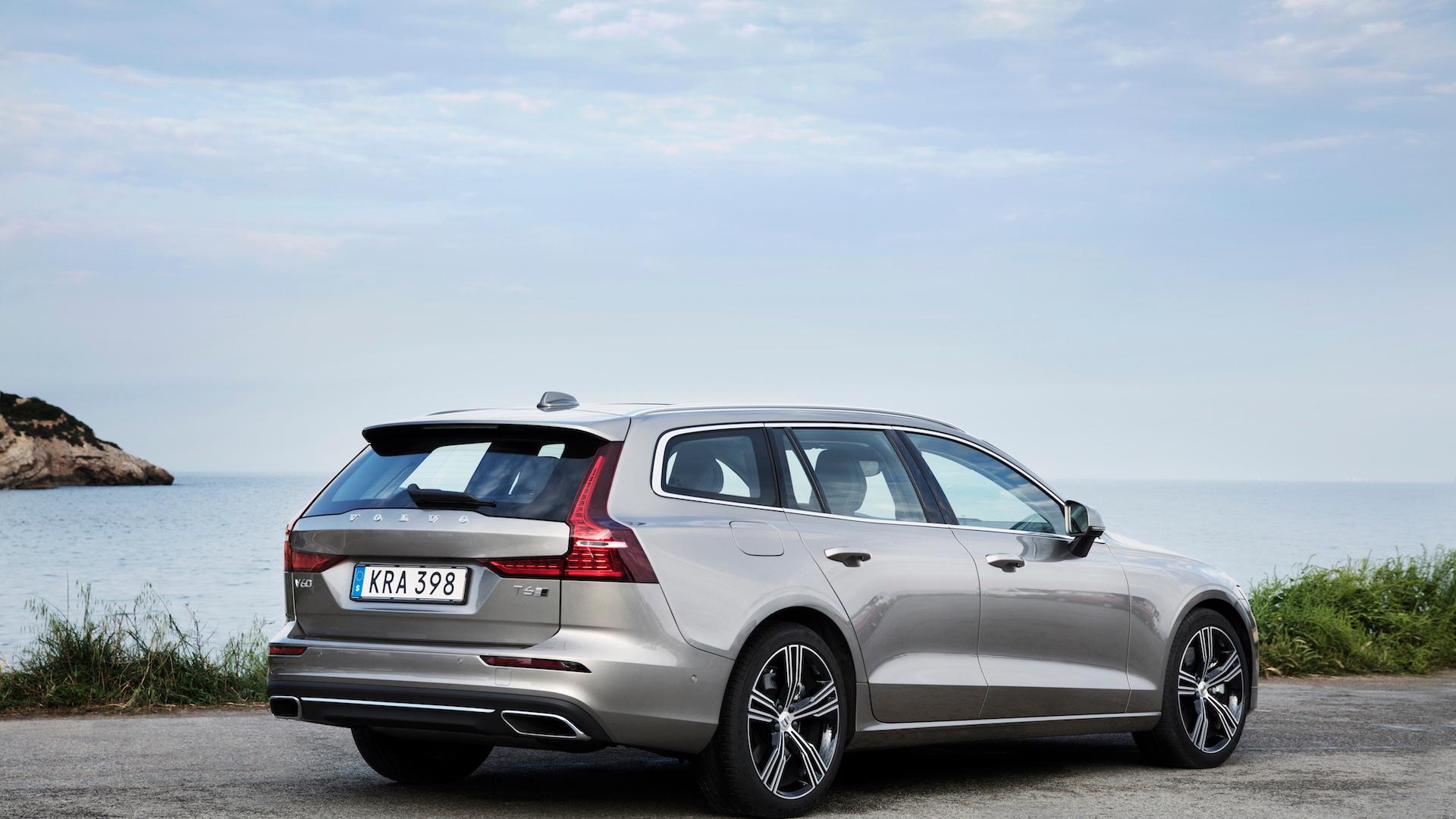 2019 Volvo V60, Tarragona, Spain