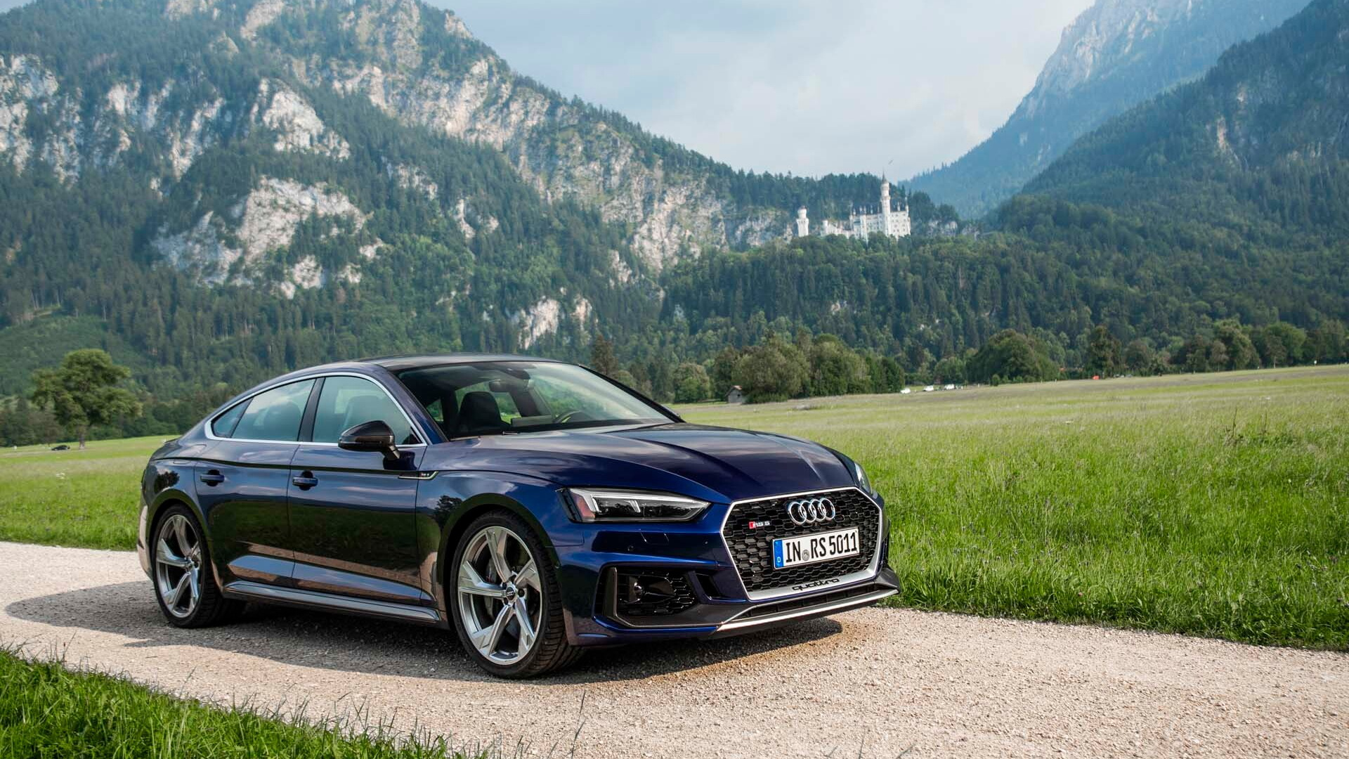 2019 Audi RS 5 Sportback first drive