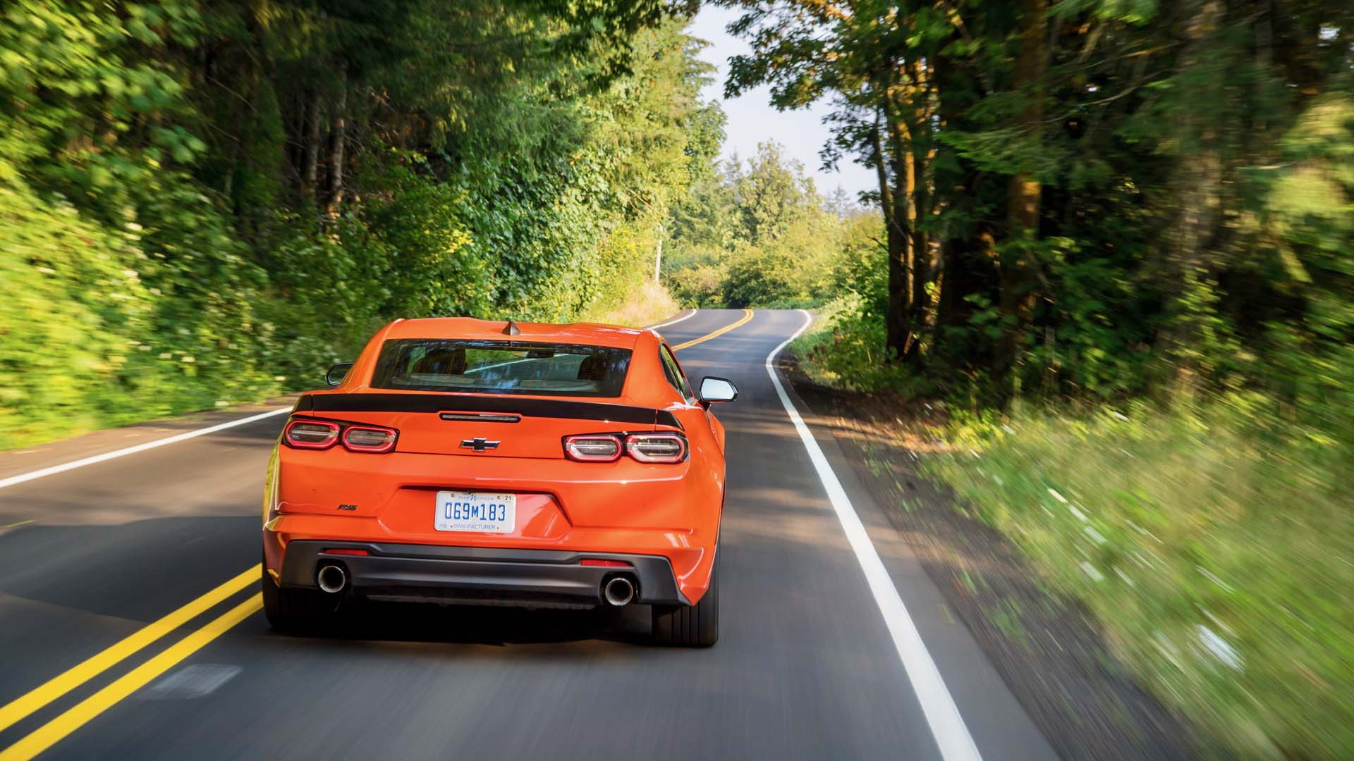 2019 Chevrolet Camaro Turbo 1LE first drive