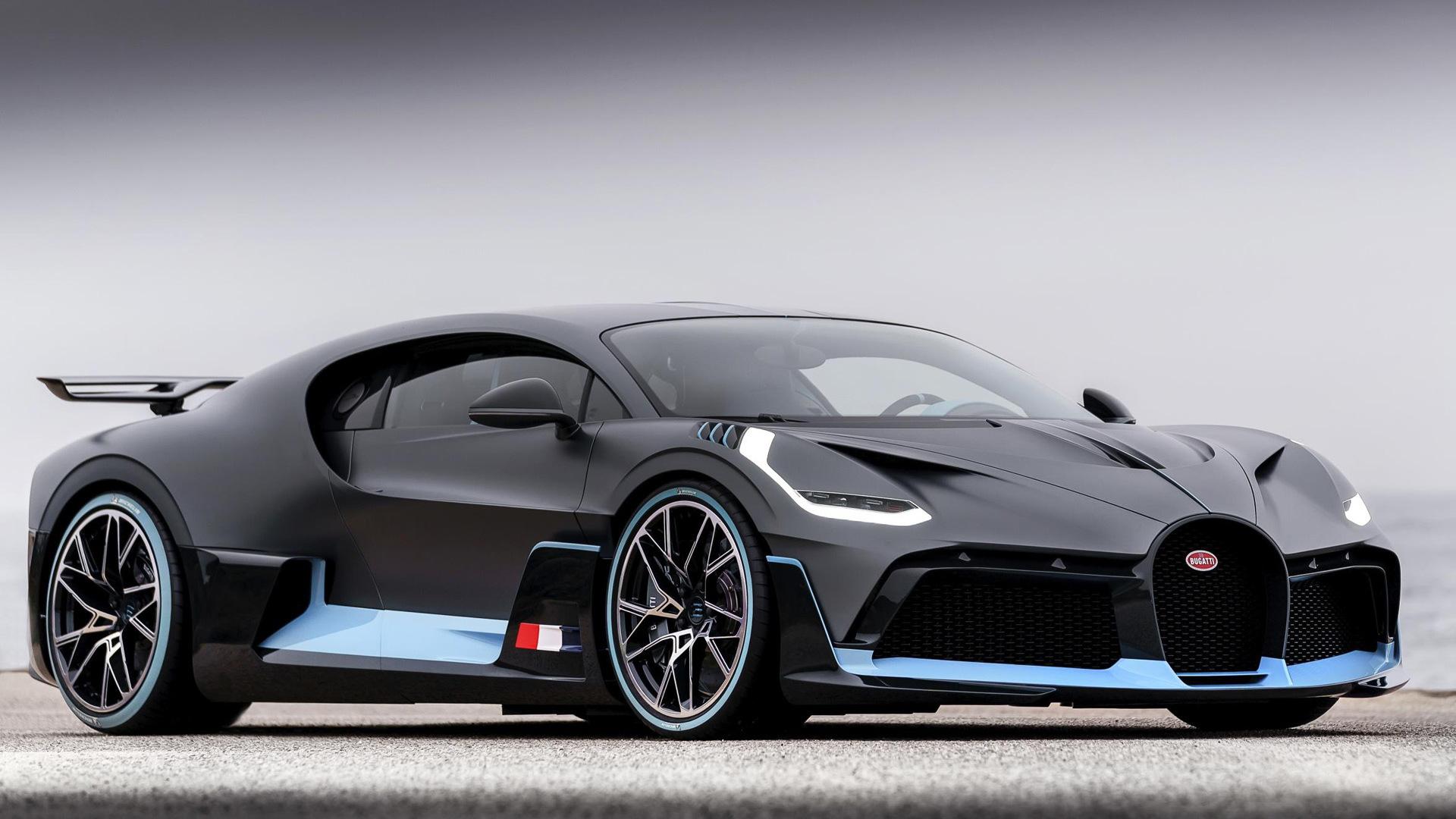Bugatti Divo deep dive: Made for corners Bugatti Divo