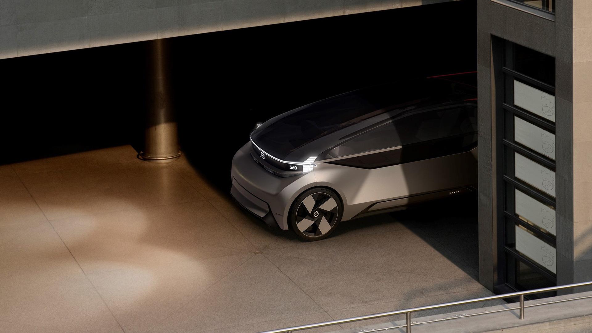 Volvo 360C concept