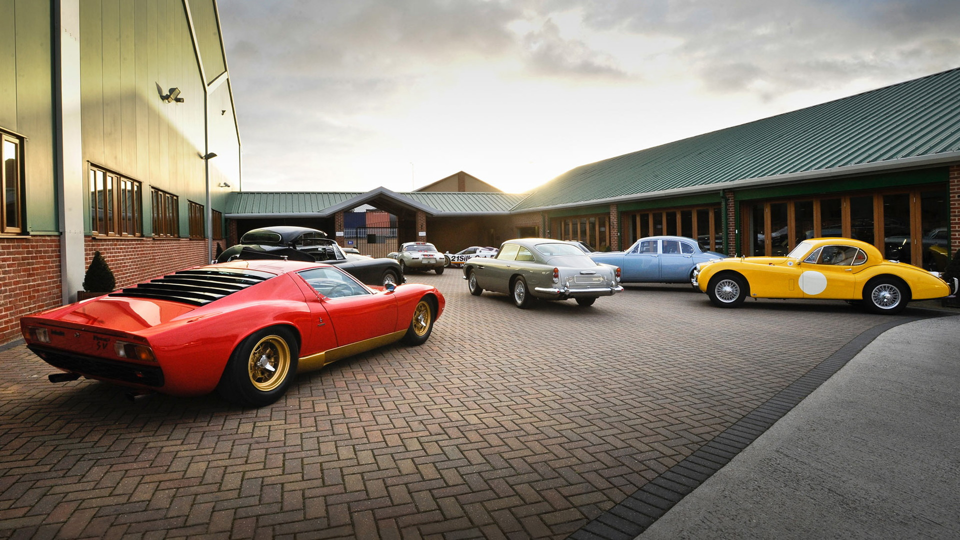 JD Classics center in Maldon, United Kingdom